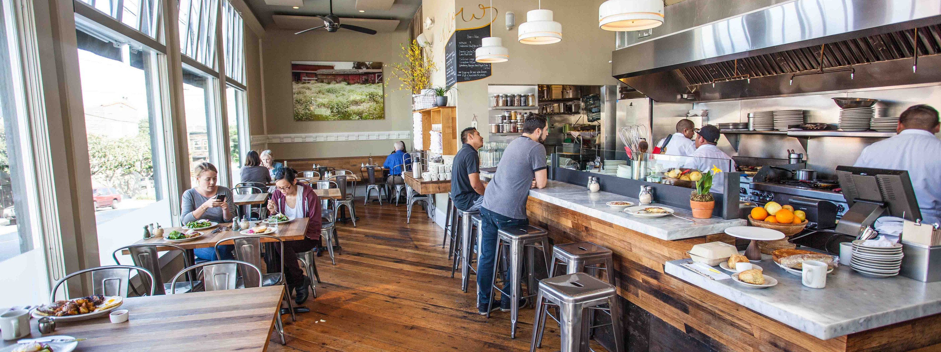 Where To Eat The Best Breakfast In San Francisco San Francisco