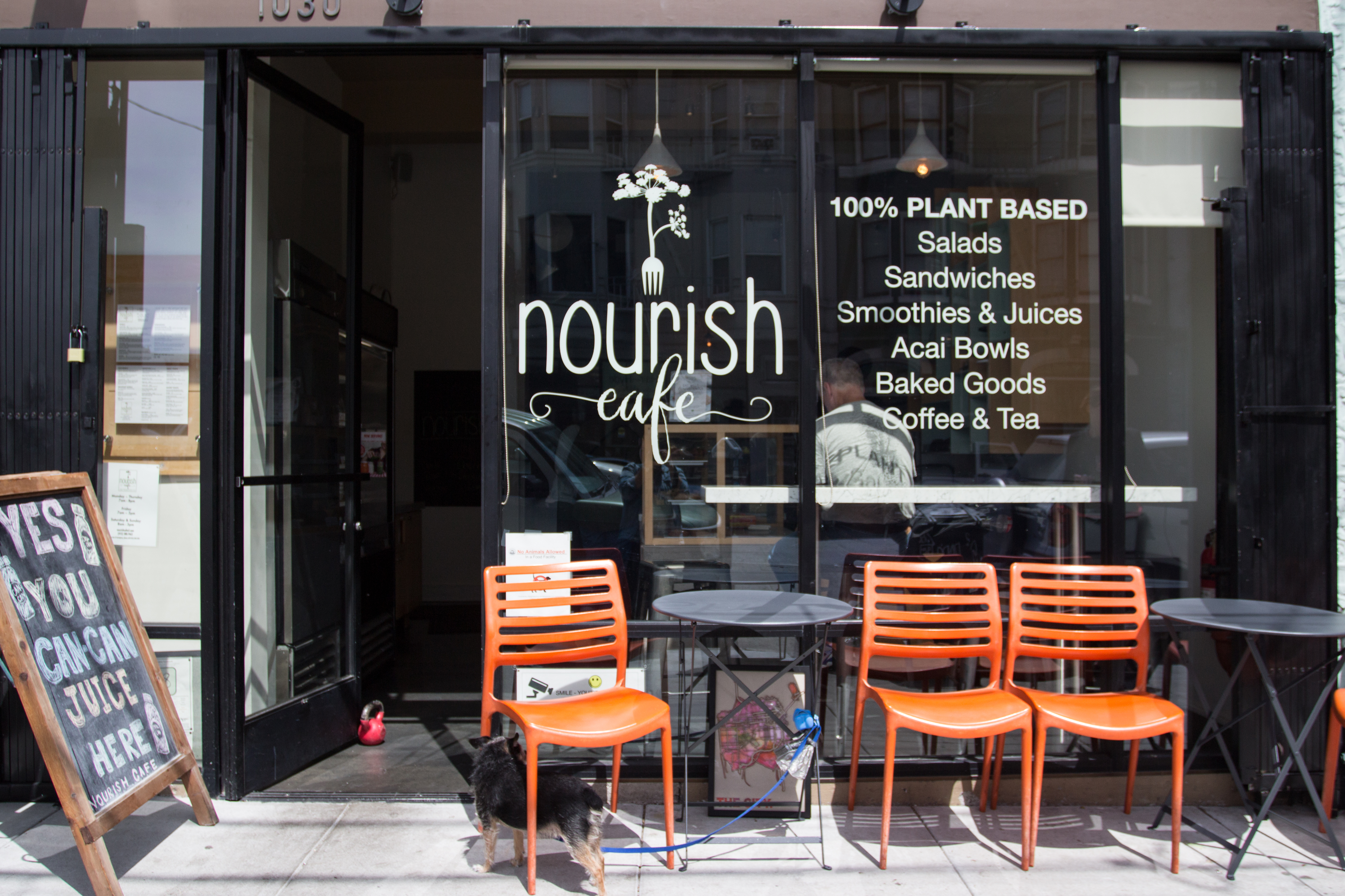 Where To Eat & Drink With Your Dog - San Francisco - The