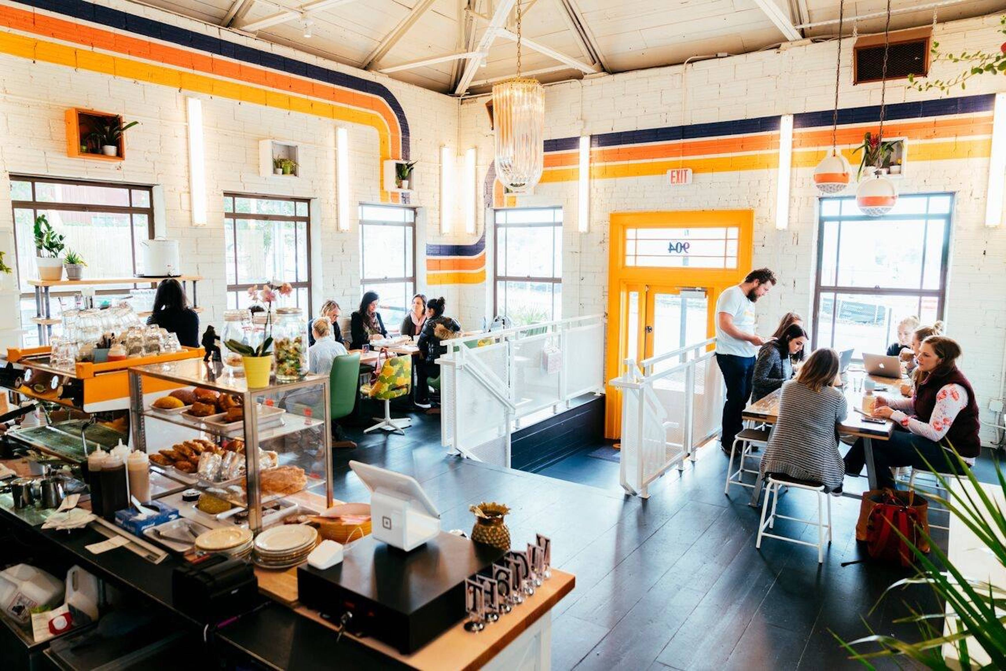10 Great Places To Eat Something Kind Of Healthy Atlanta