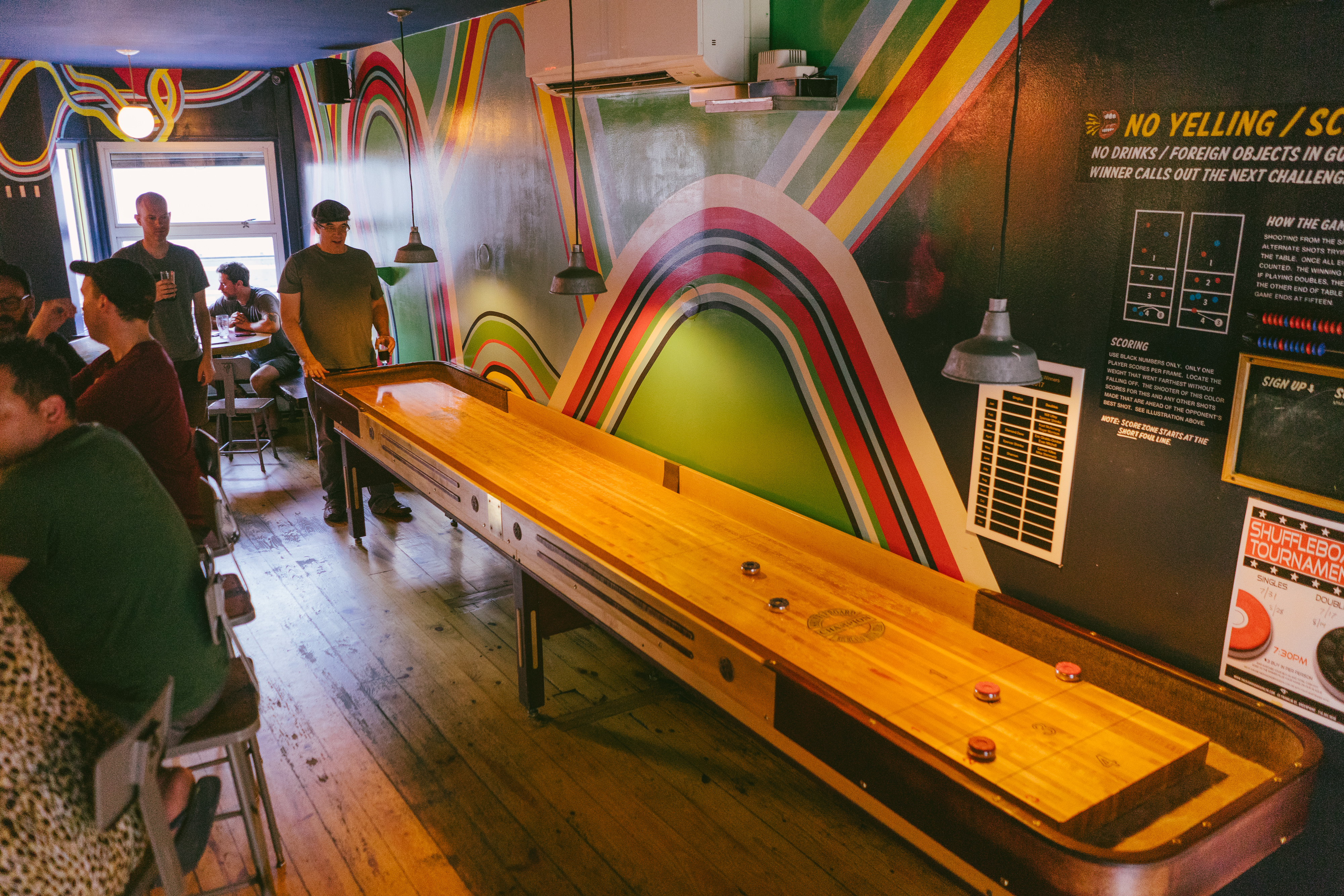 18 Great NYC Bars With Activities - New York - The Infatuation