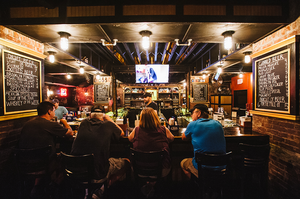 The Best Places To Watch Sports In NYC - New York - The