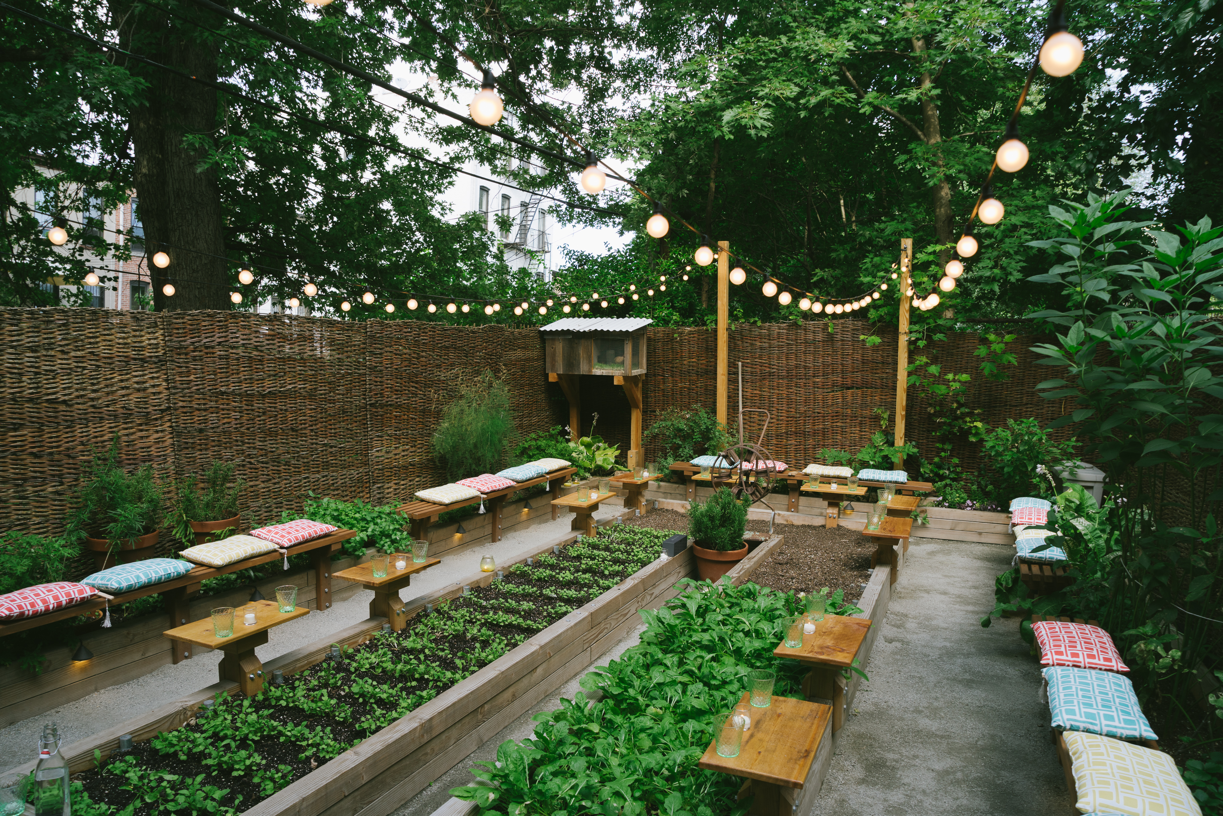 28 Places For Date Night Outside - New York - The Infatuation