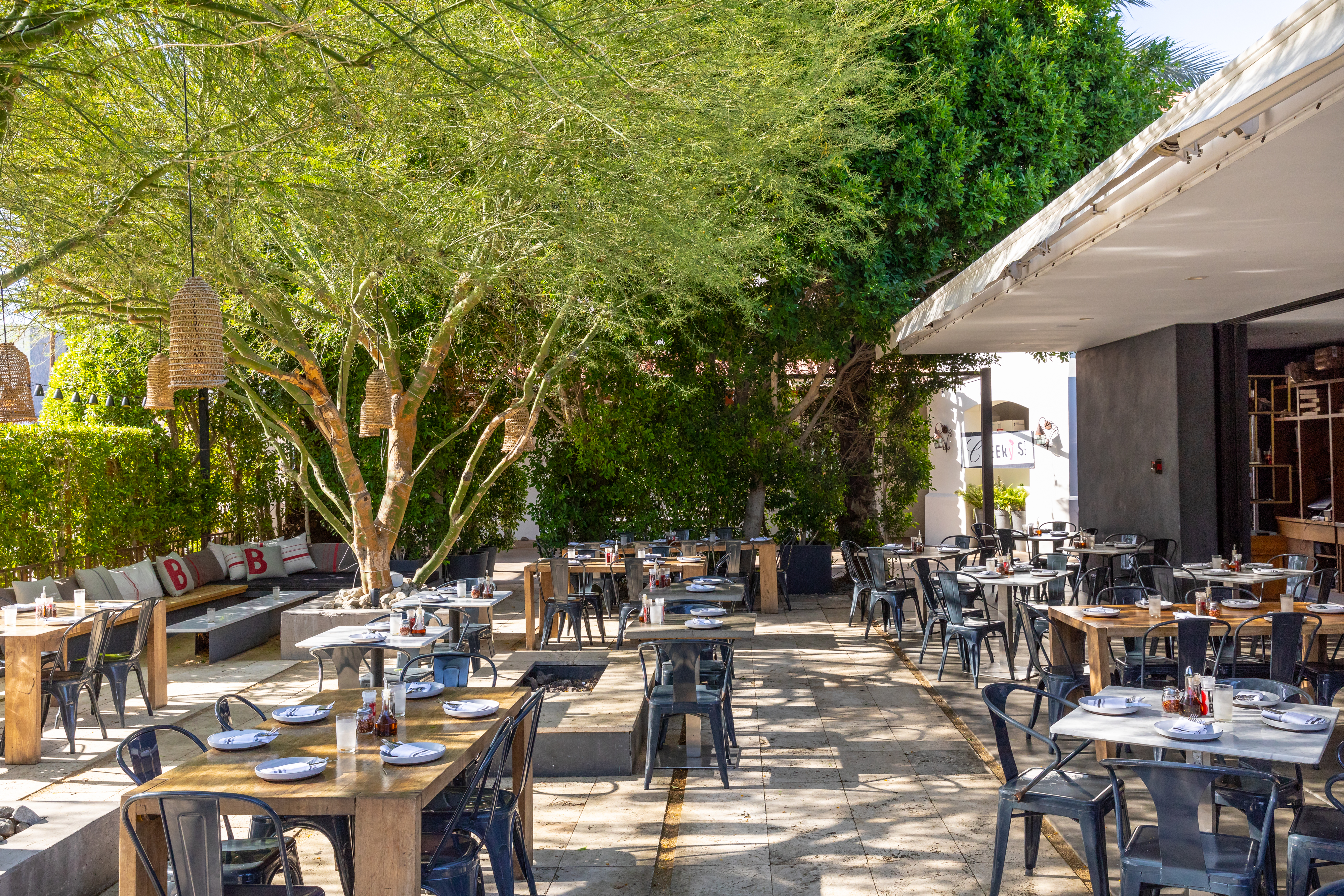 The Best Restaurants In Palm Springs Palm Springs Los