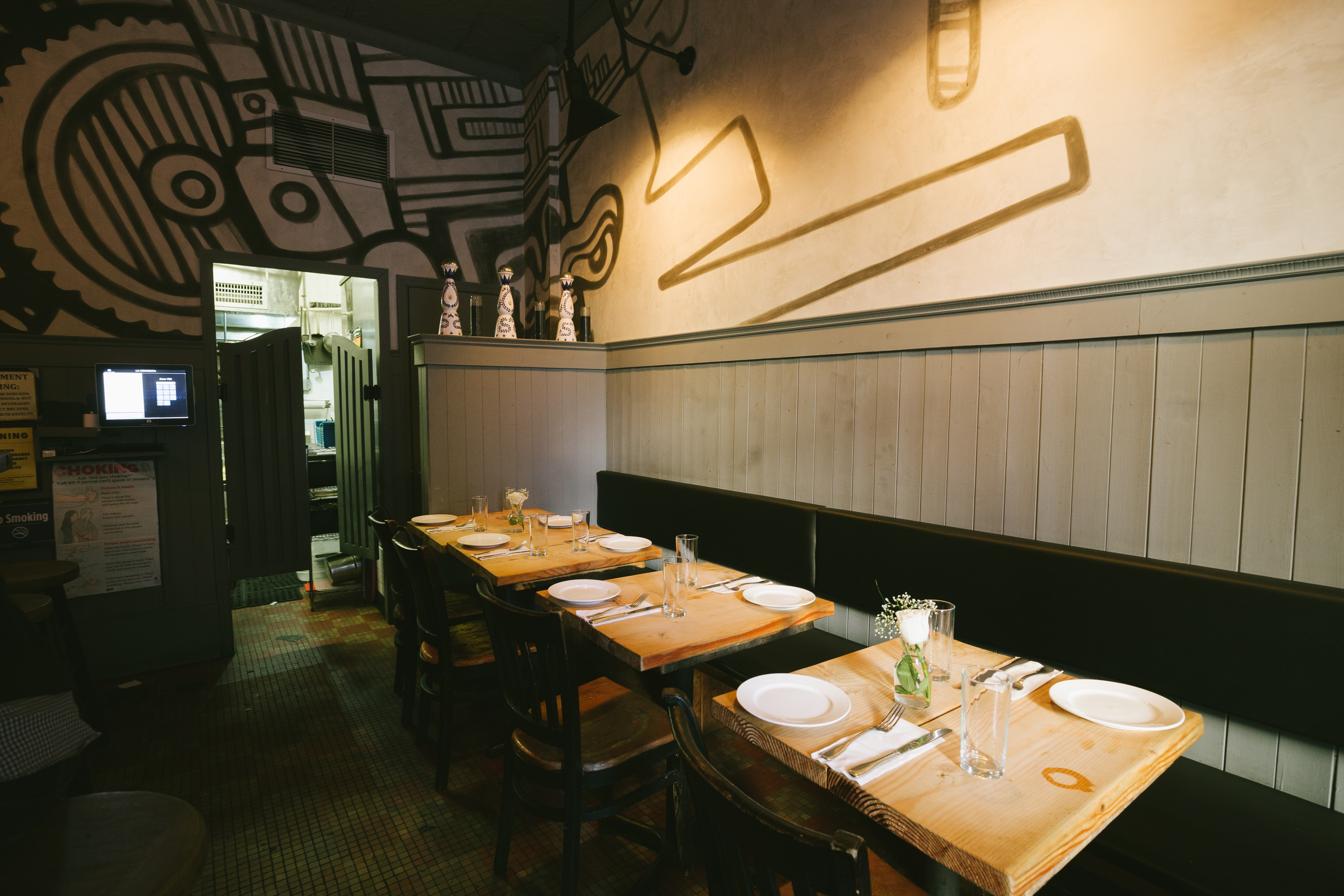 Where To Have A Sit Down Dinner After 11pm New York The Infatuation