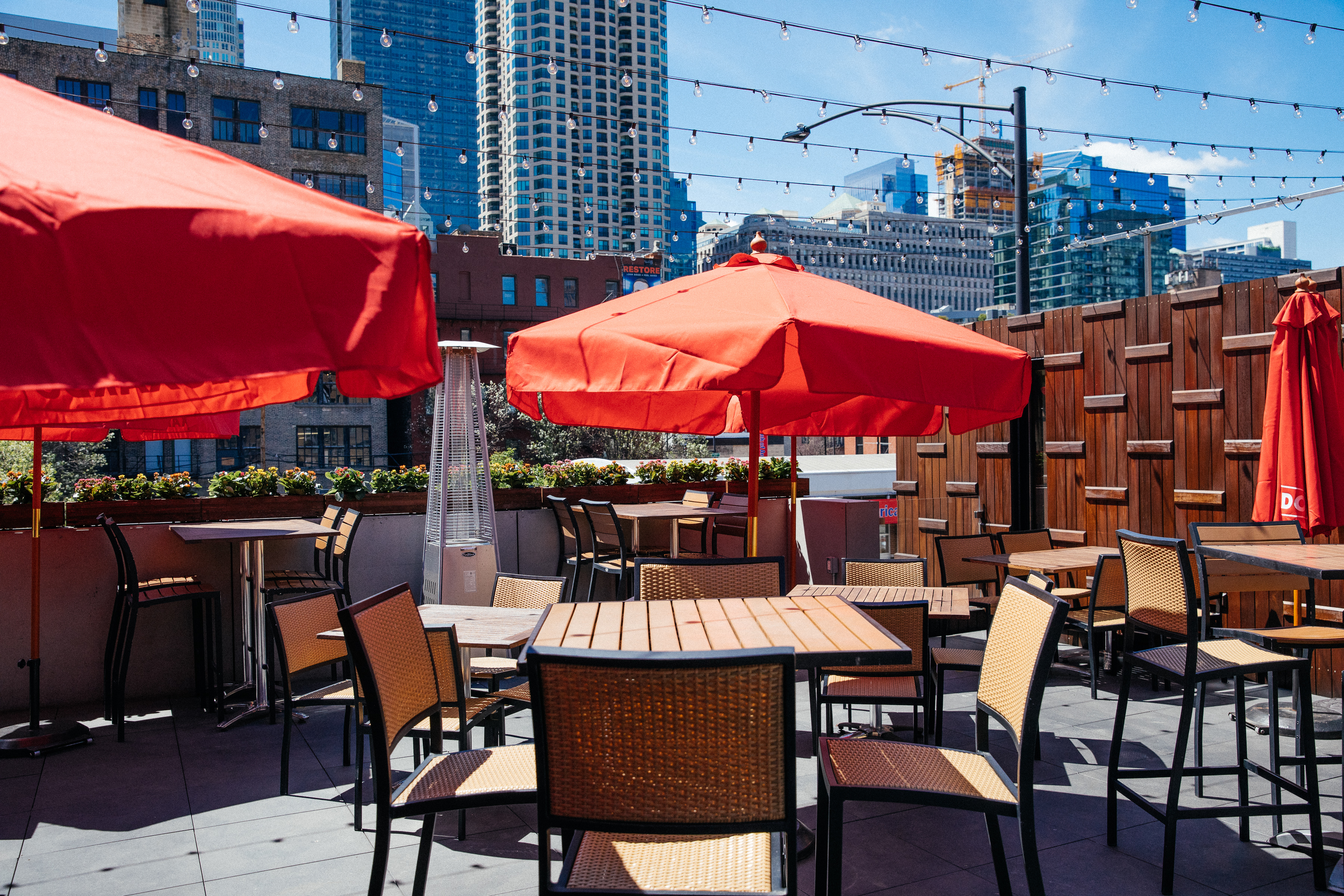 The Best Chicago Rooftops For Eating Drinking Chicago