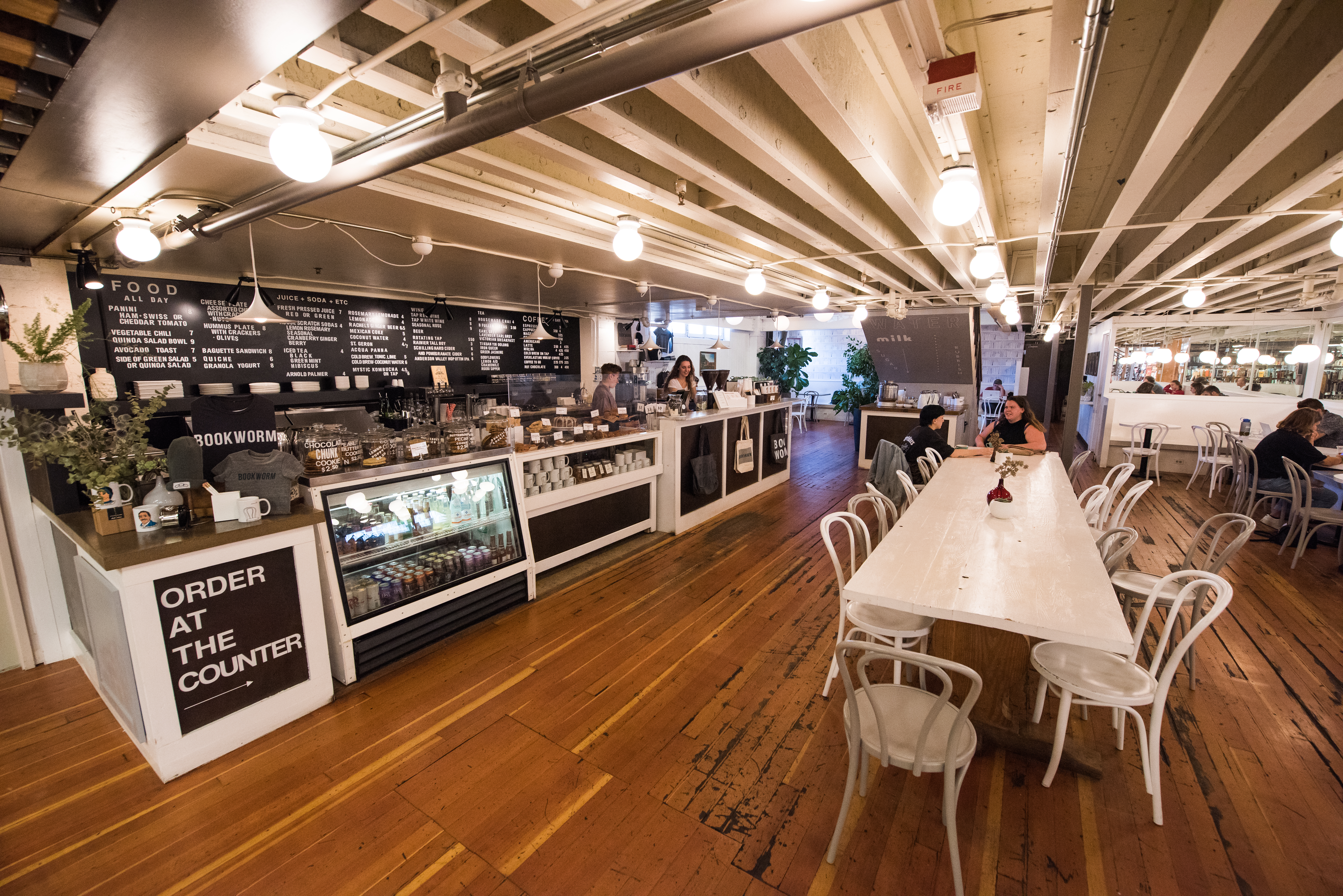 Seattle's Best Coffee Shops For Doing Work - Seattle - The