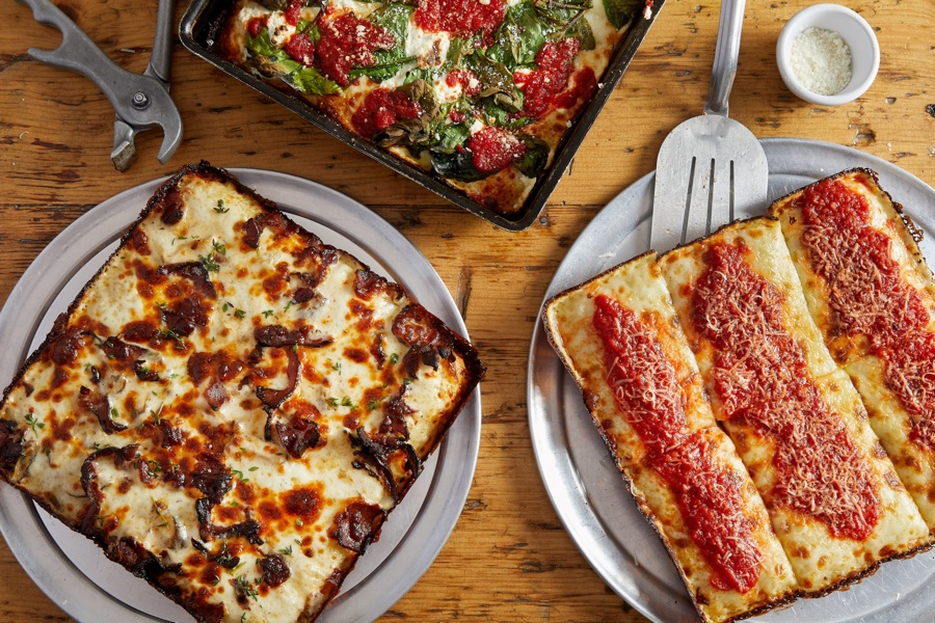The 10 Best Pizza Places In Philadelphia - Philadelphia - The Infatuation