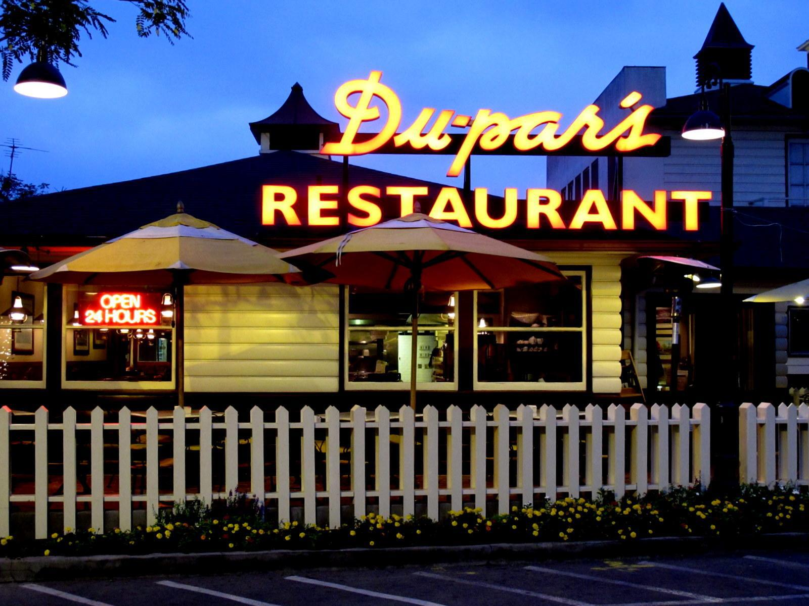 The Best 24 Hour Restaurants In La Los Angeles The