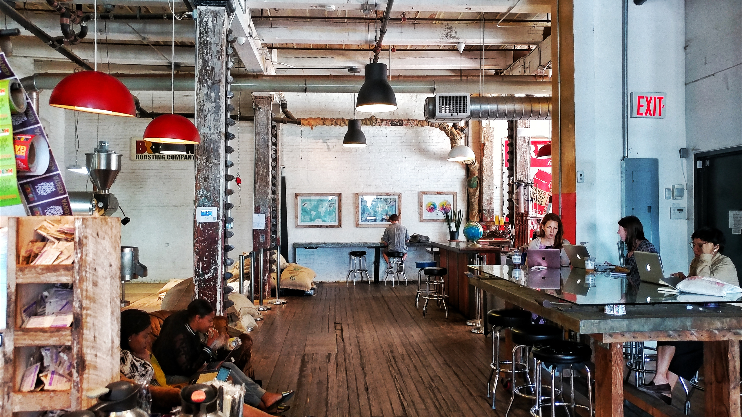 The Best Coffee Shops For Meetings - New York - The Infatuation