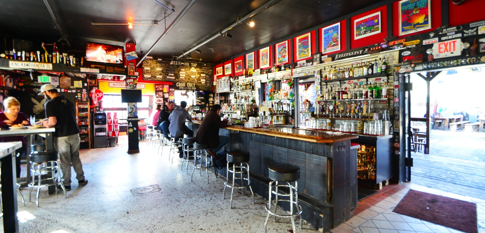 The Best Mission Bars - Mission - San Francisco - The ...