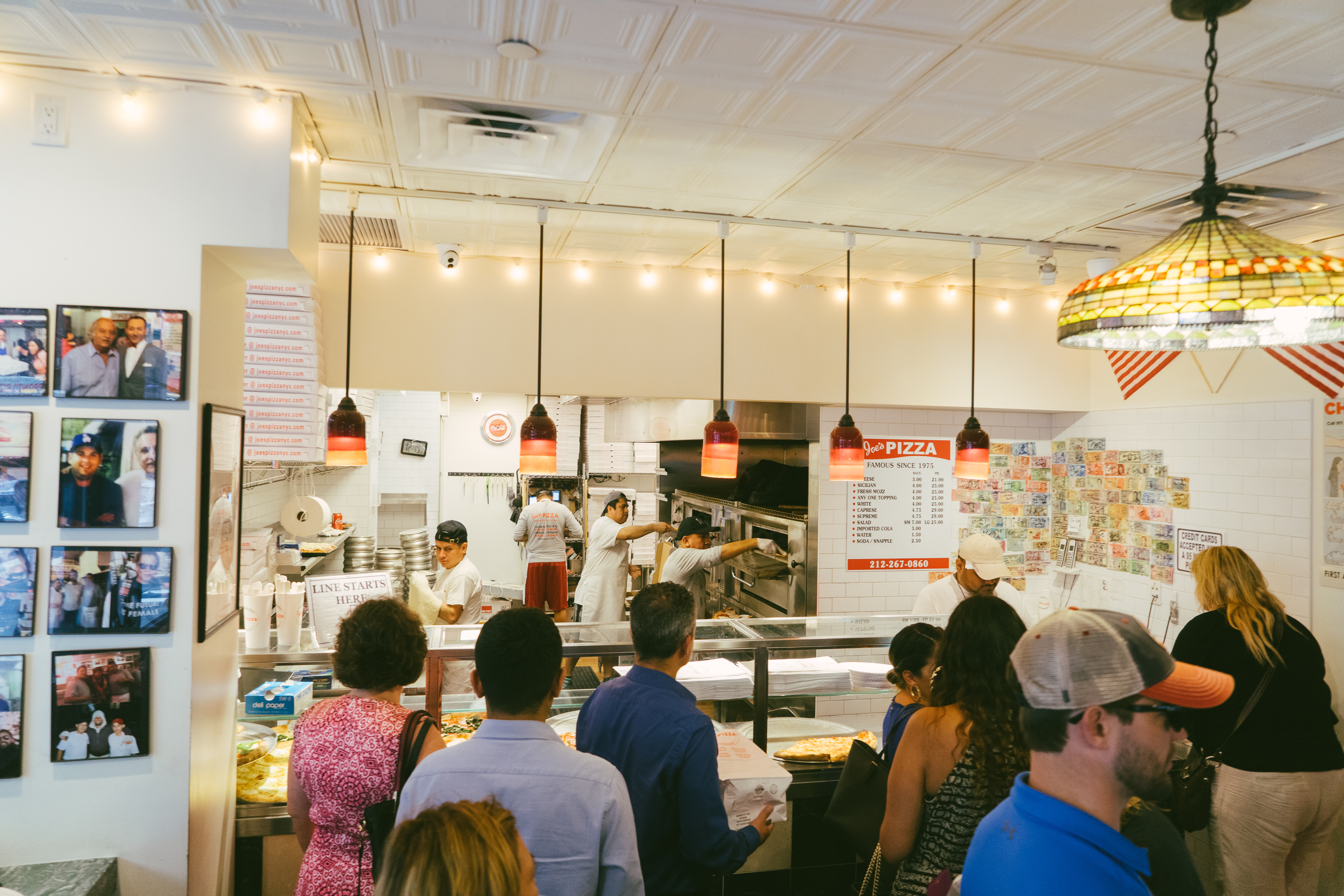 The Best Places To Eat In The Financial District - New York - The