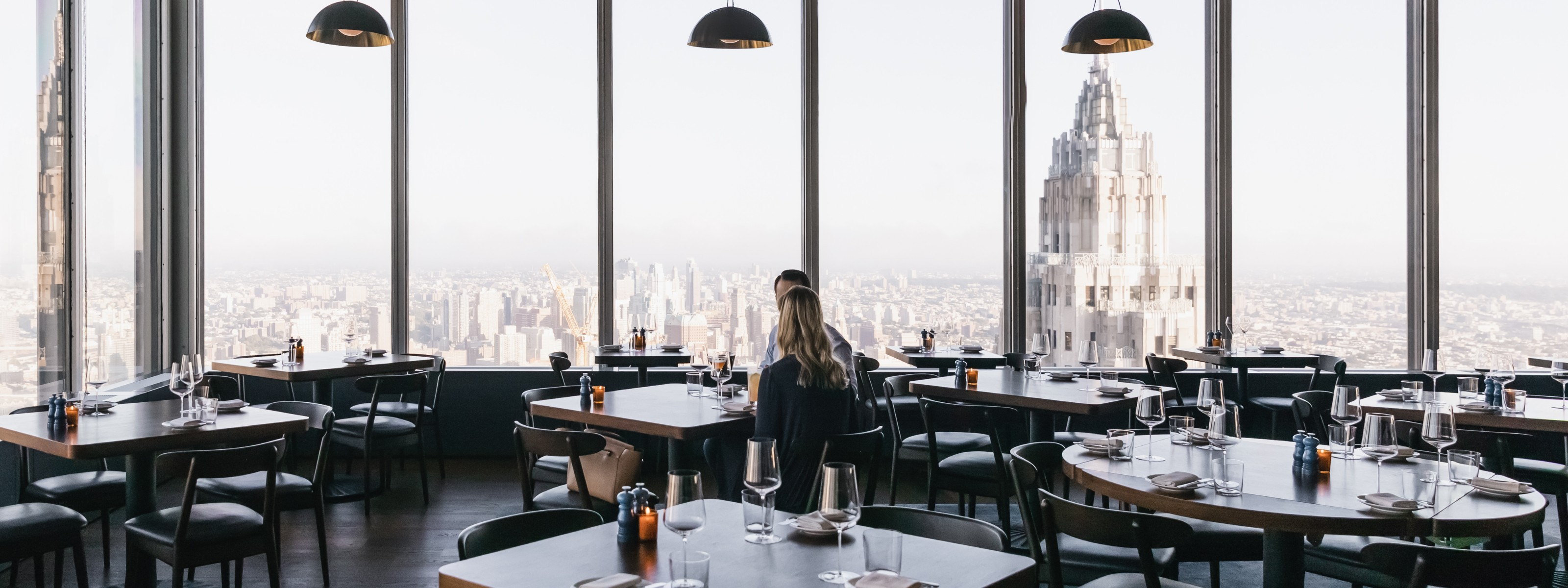 The Best Places To Eat In The Financial District New York
