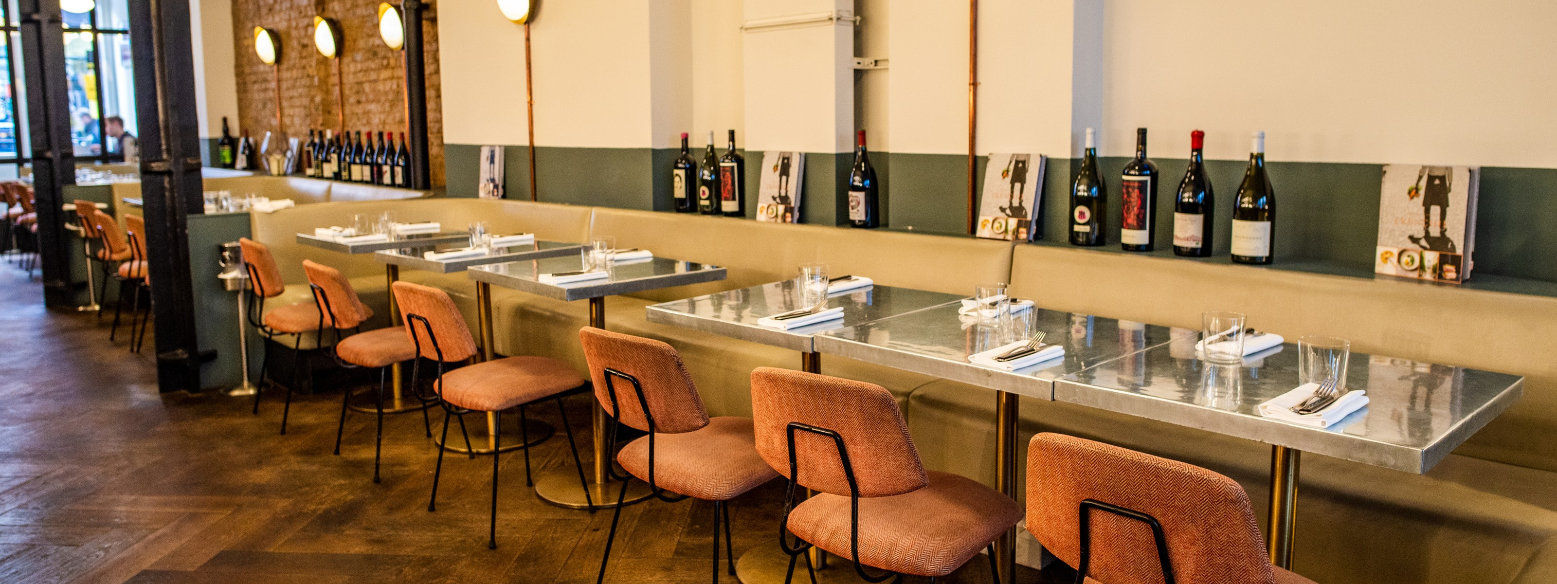 The Best Restaurants In The West End - London - The Infatuation