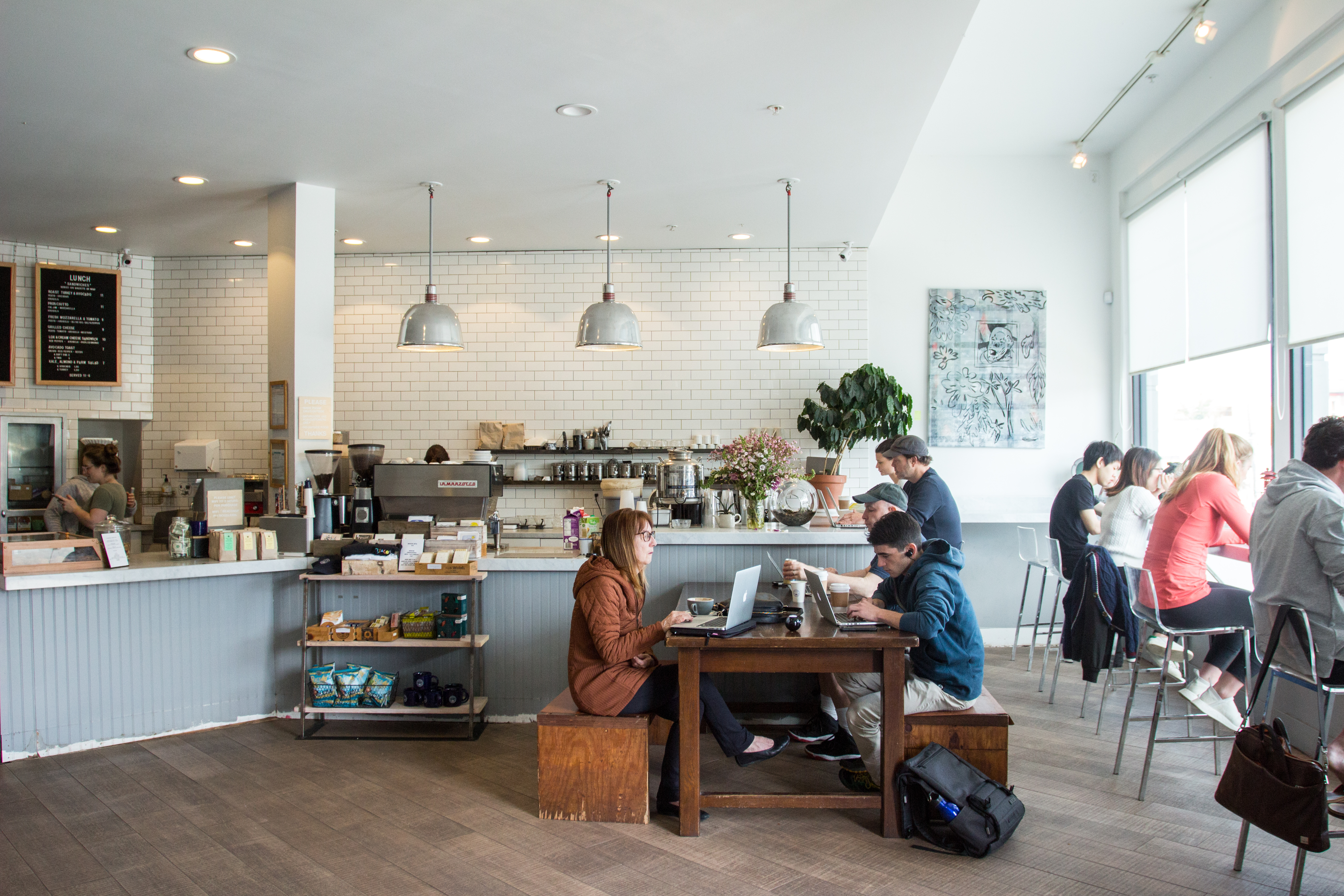 2eedf4972 The Best SF Coffee Shops For Getting Work Done - San Francisco - The ...
