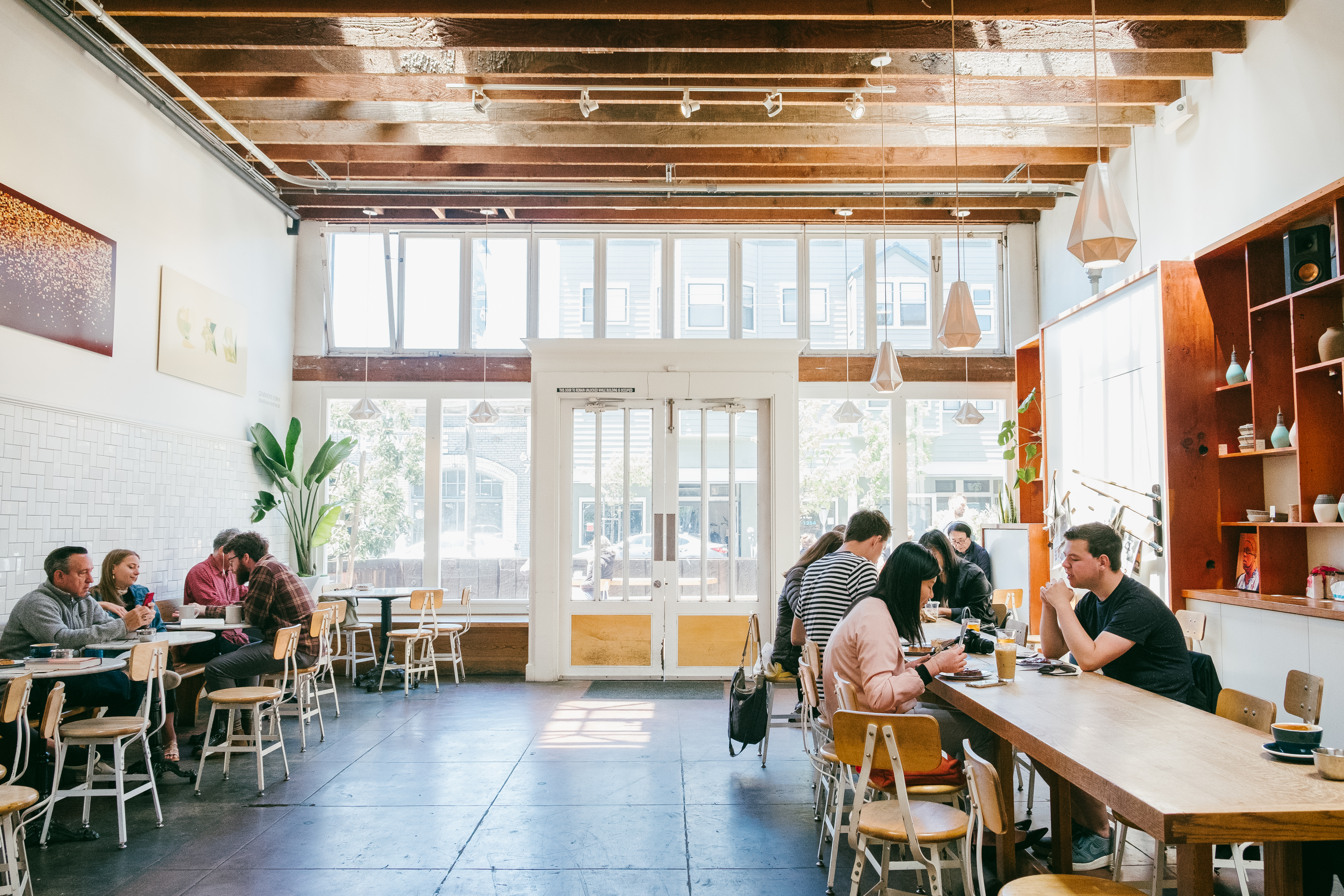 The First Timer's Guide To Eating And Drinking In SF - San ... on san francisco trolley tours, san francisco city map print, san francisco tourist street map,