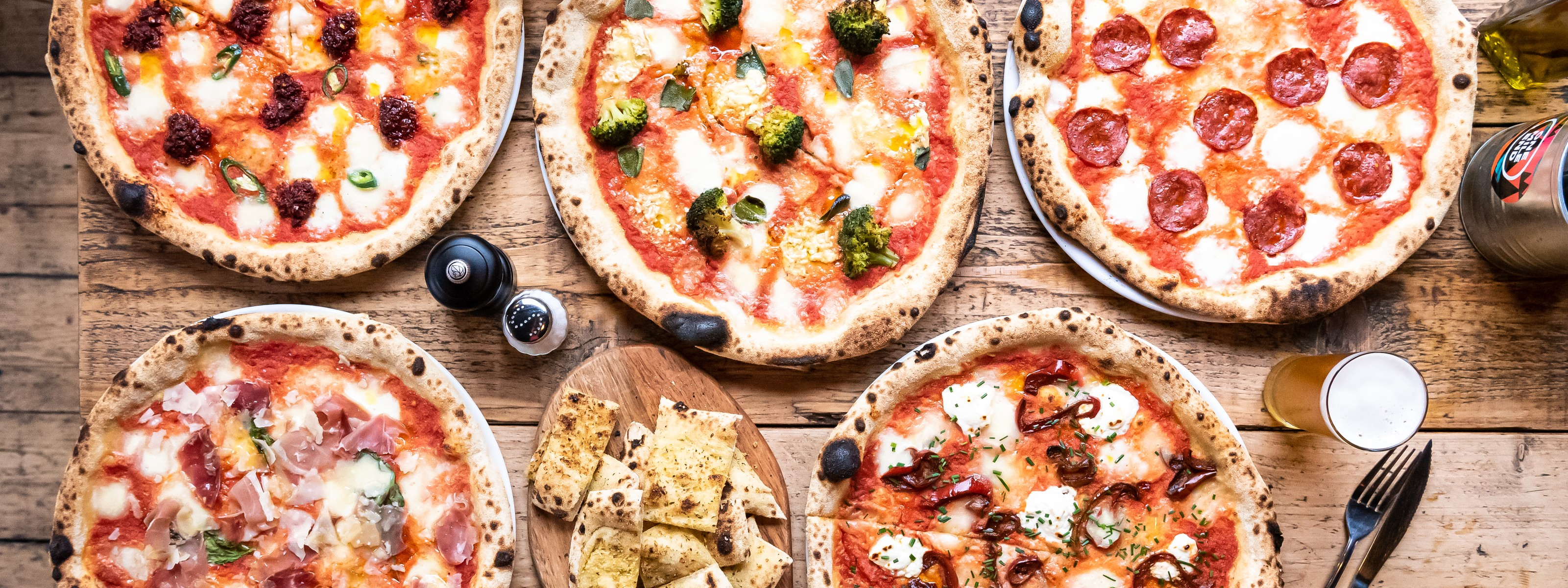 The London Pizza Delivery Guide - London - The Infatuation