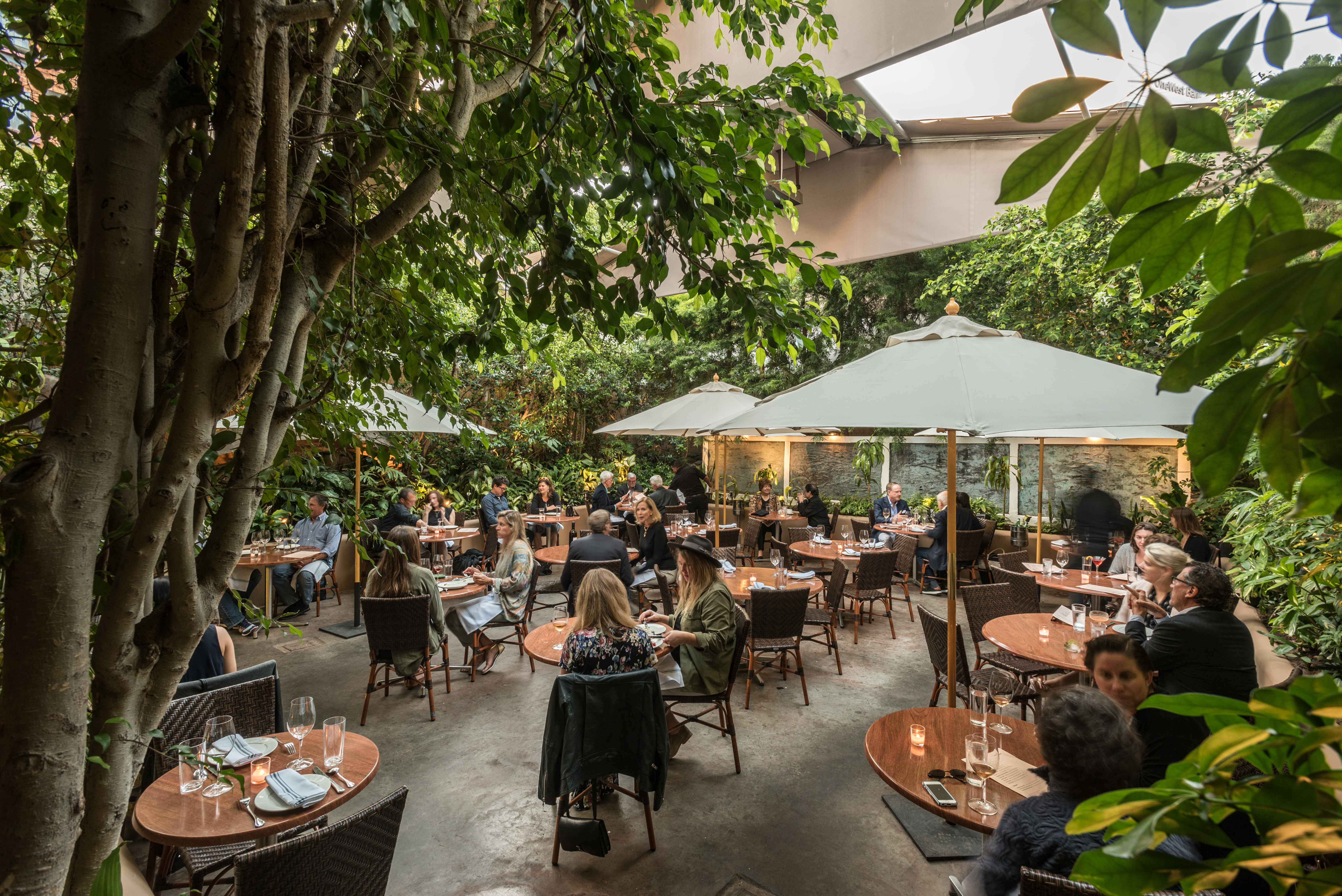 the patio power rankings where to eat drink outside los angeles the infatuation - Restaurant Patio