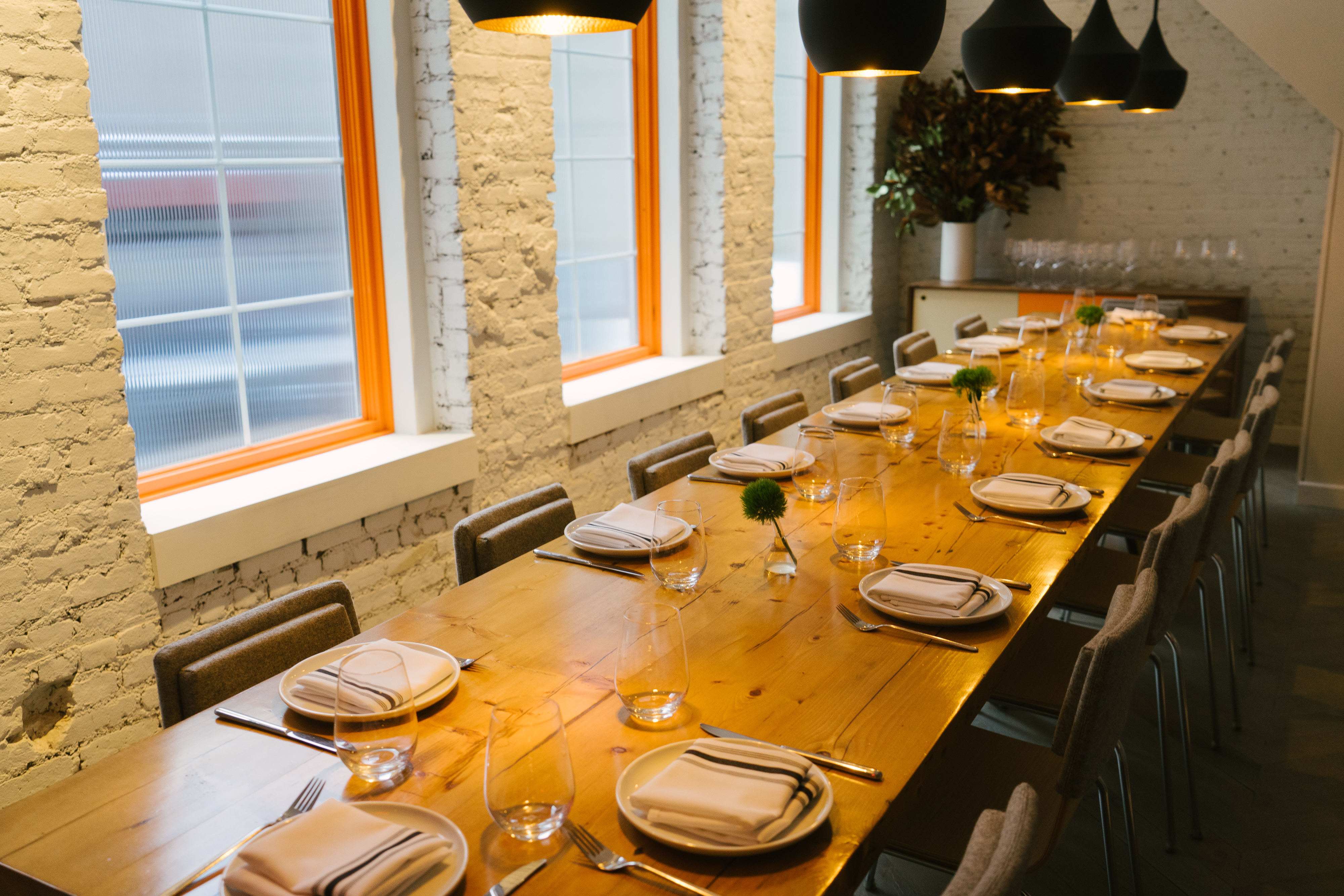 The Private Dining Directory New York The Infatuation - Private table restaurant