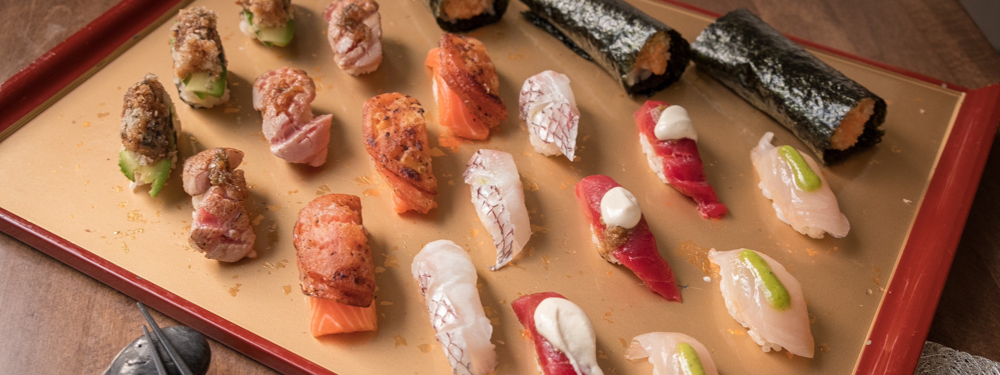 The Sushi Delivery Guide - New York - The Infatuation