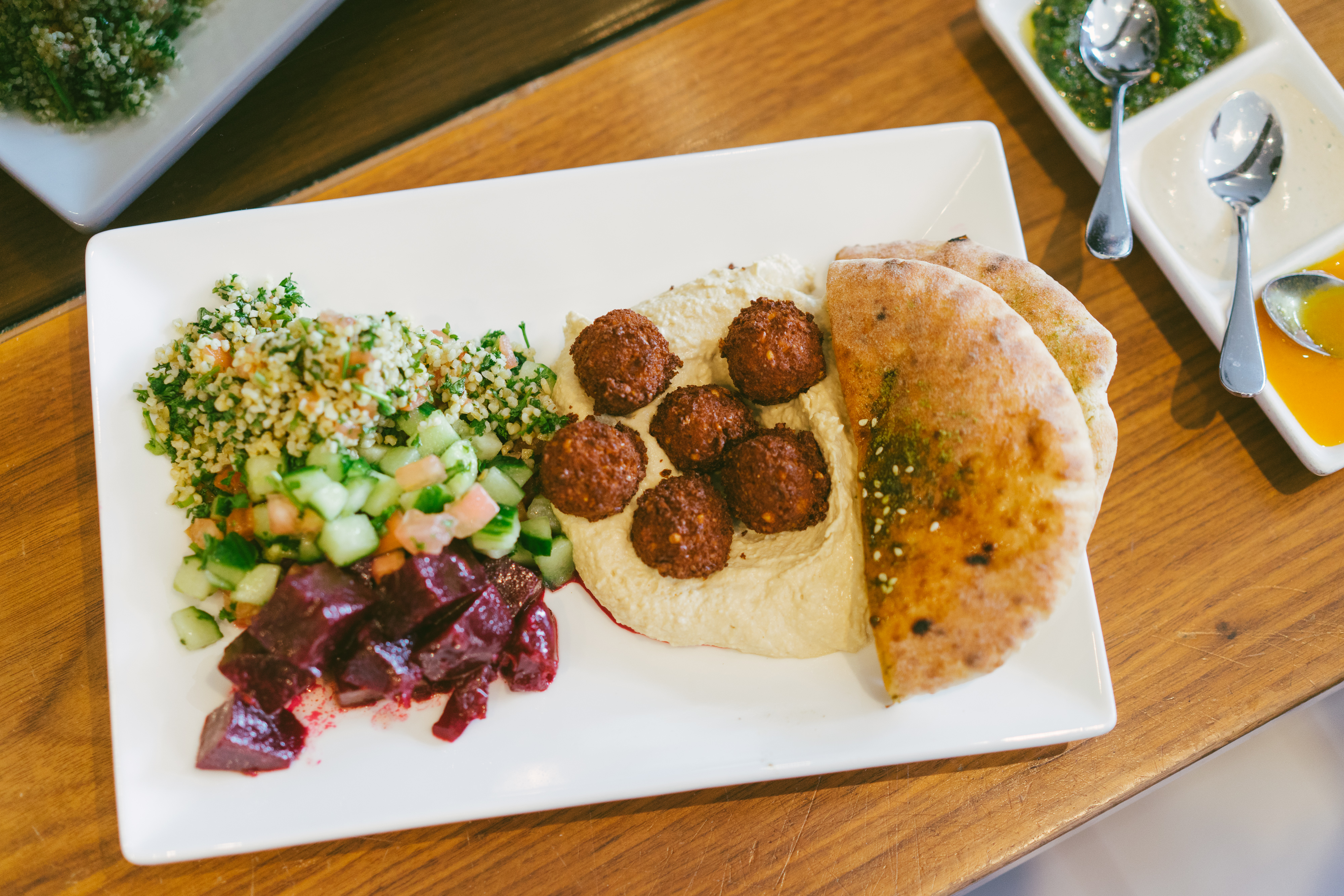 The Best Places To Eat Vegetarian Food In Nyc New York