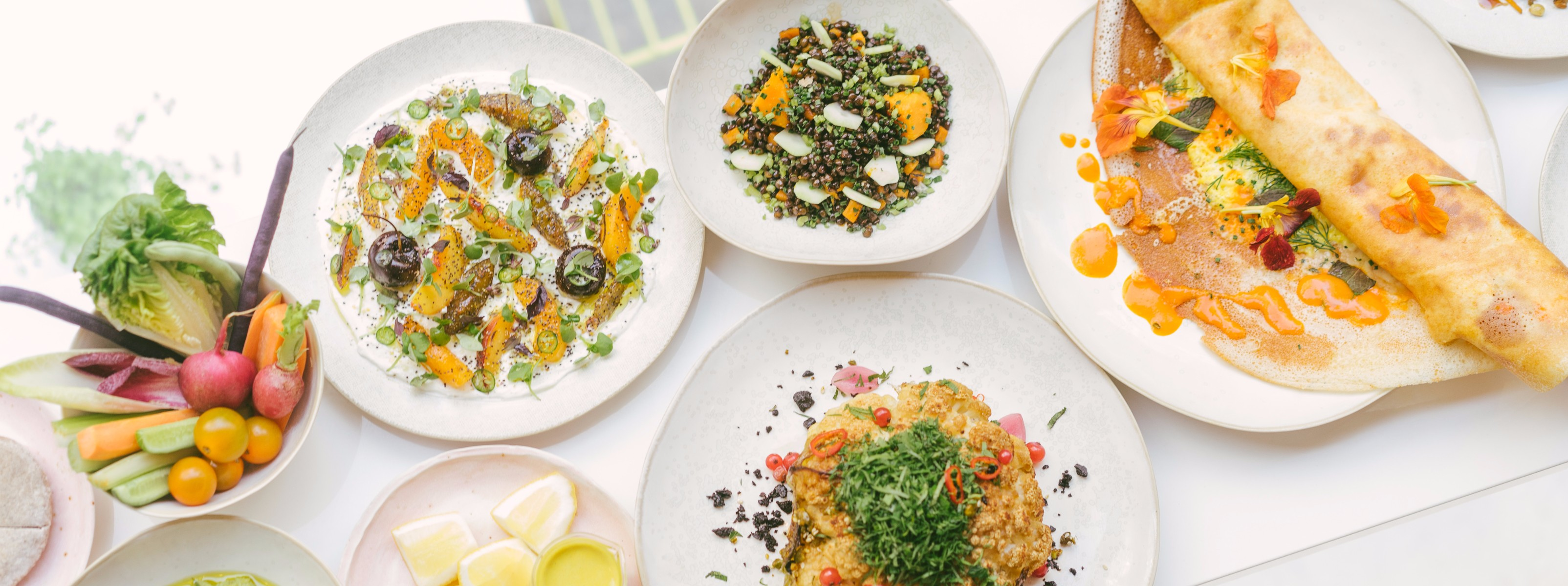 The Best Places To Eat Vegetarian Food In NYC - New York