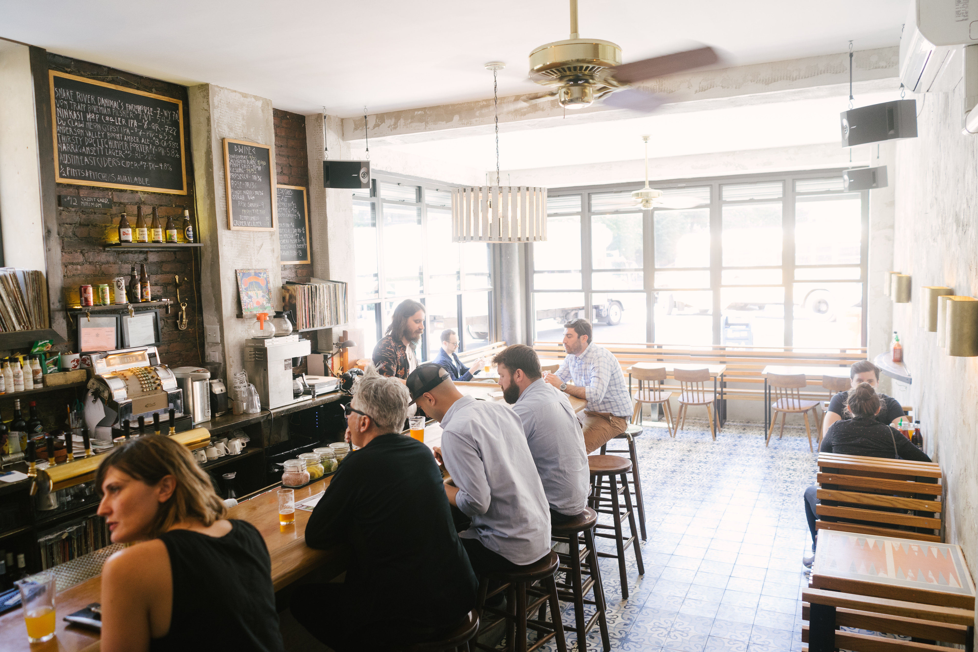 8f3d8e7917 Where To Day Drink In Winter - New York - The Infatuation