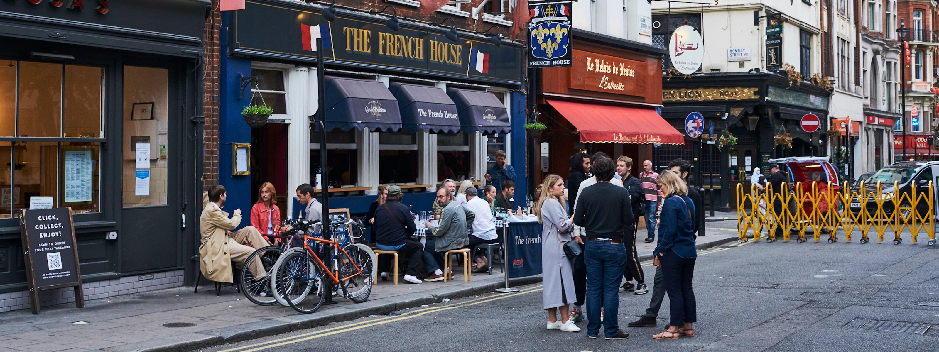 Where To Drink Outside With Lots Of Space - London - The Infatuation