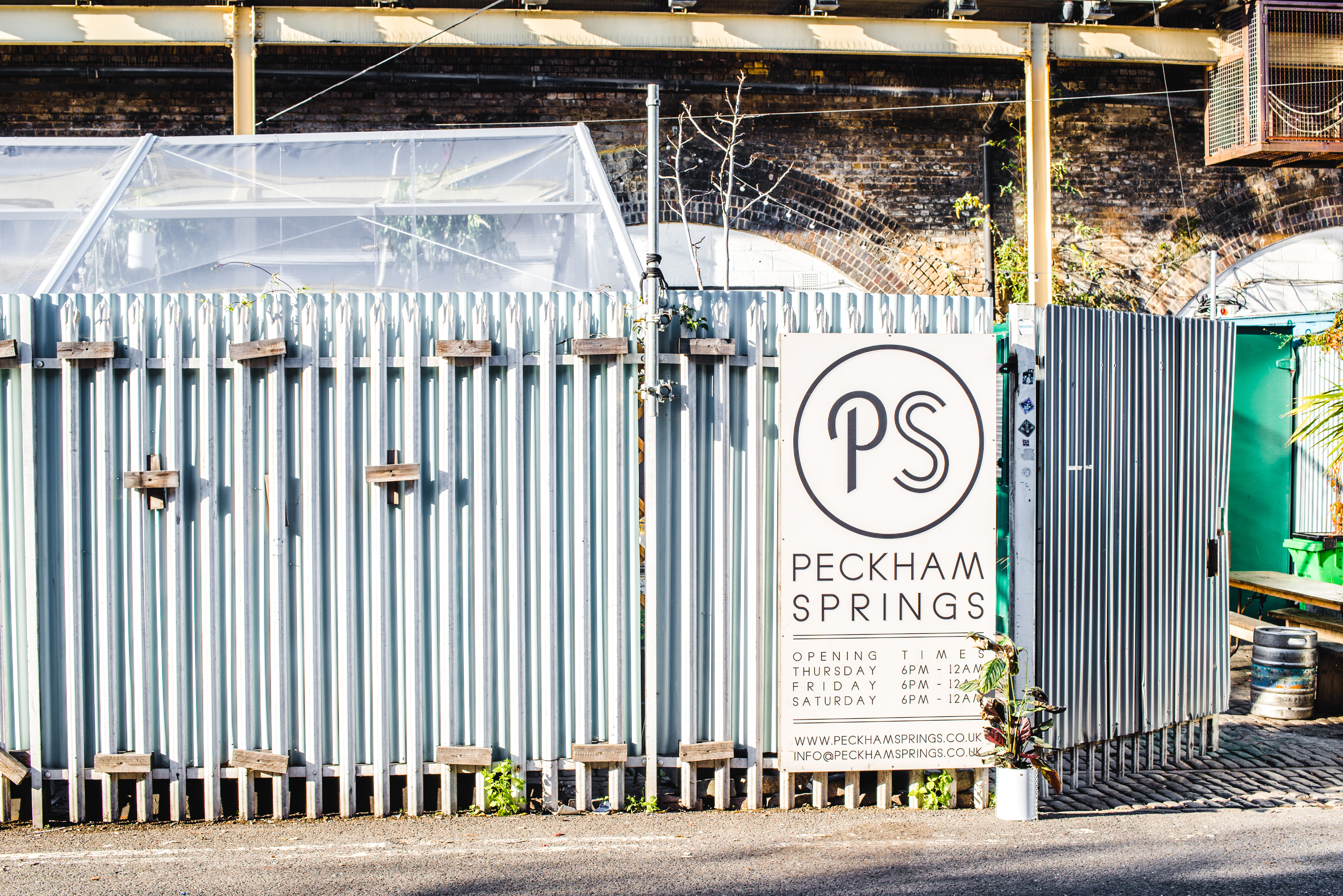 Where To Eat And Drink In Peckham Peckham London The