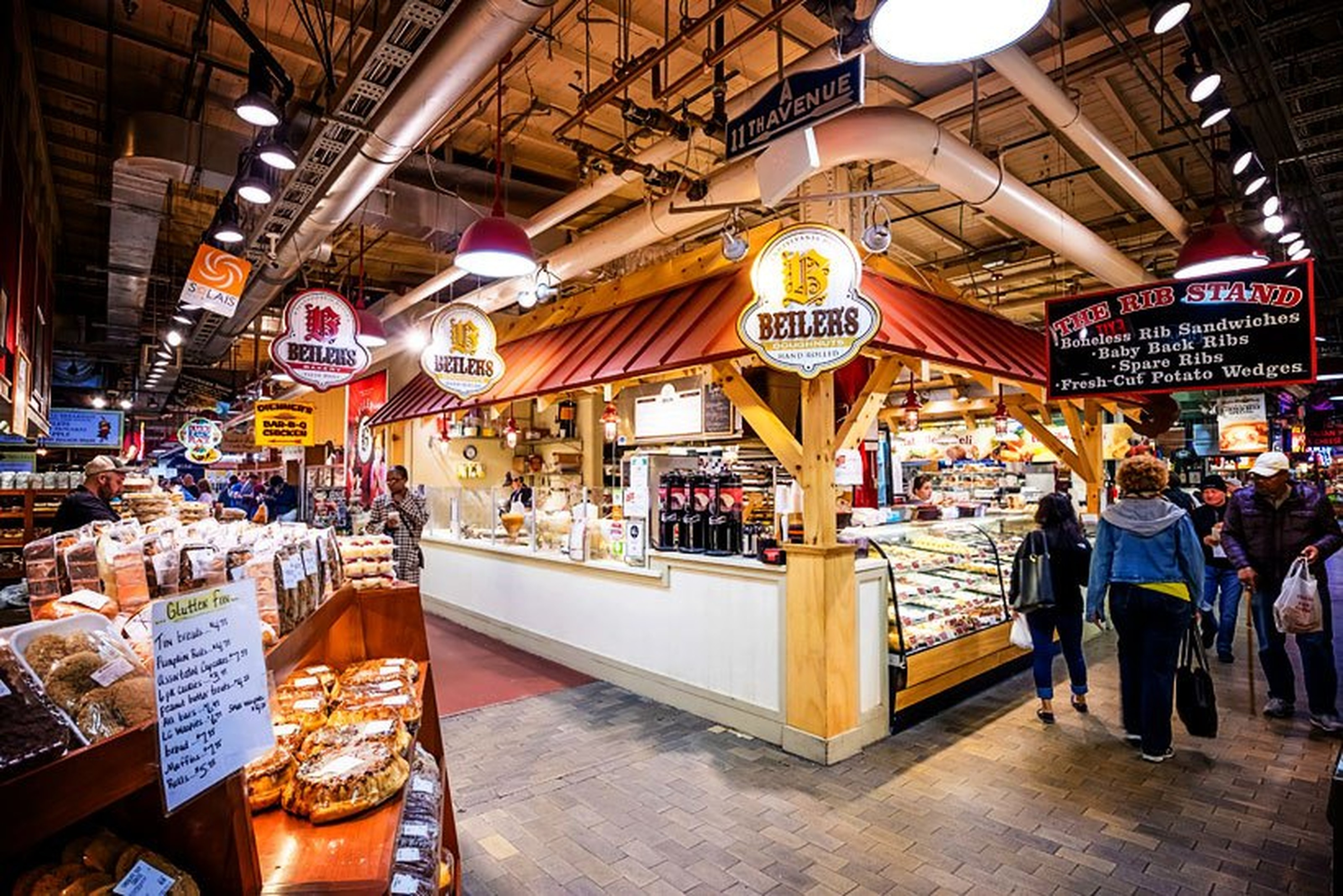 Where To Eat In Reading Terminal Market - Center City - Philadelphia - The Infatuation
