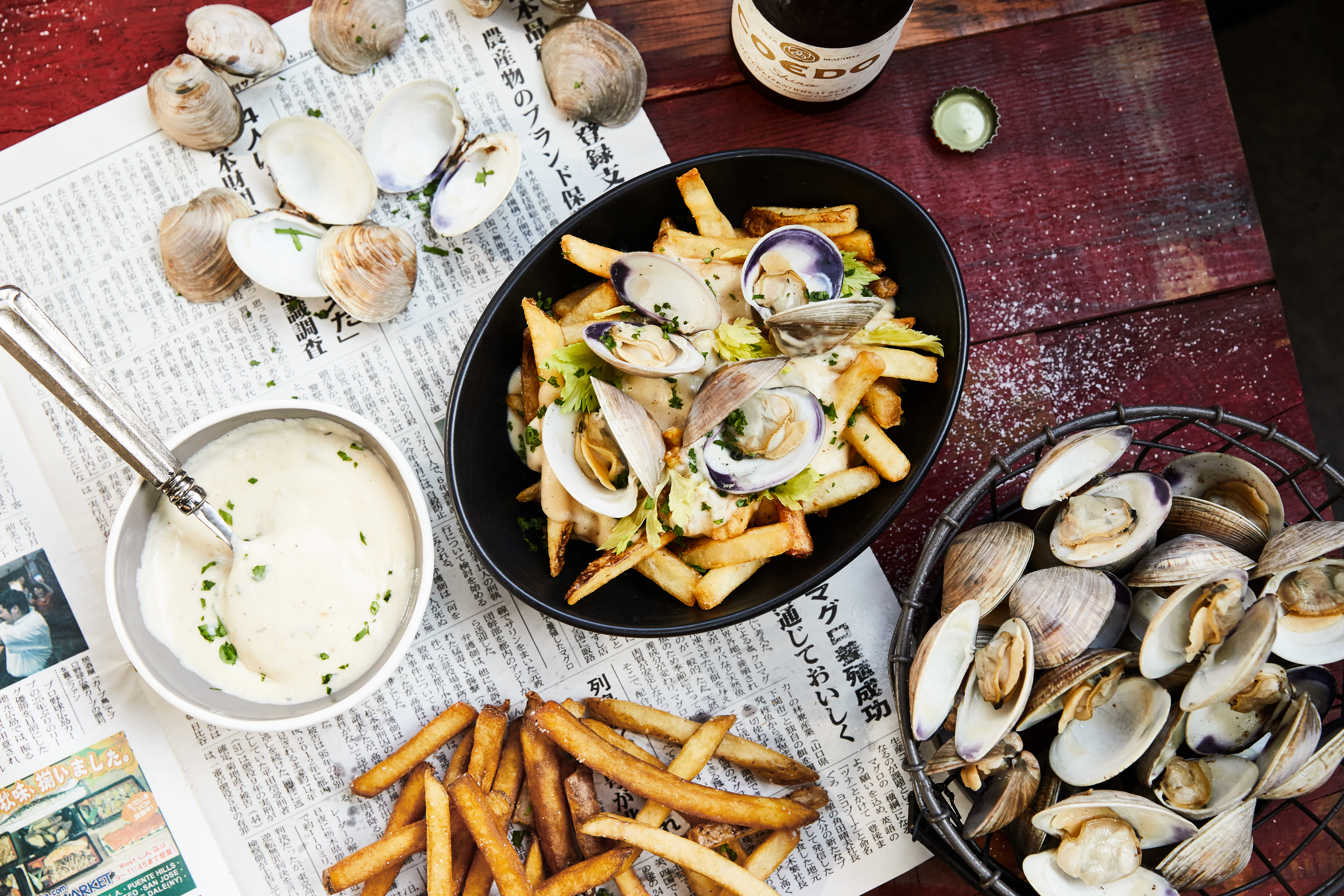 Where To Eat With A Third-Tier Friend - Los Angeles - The
