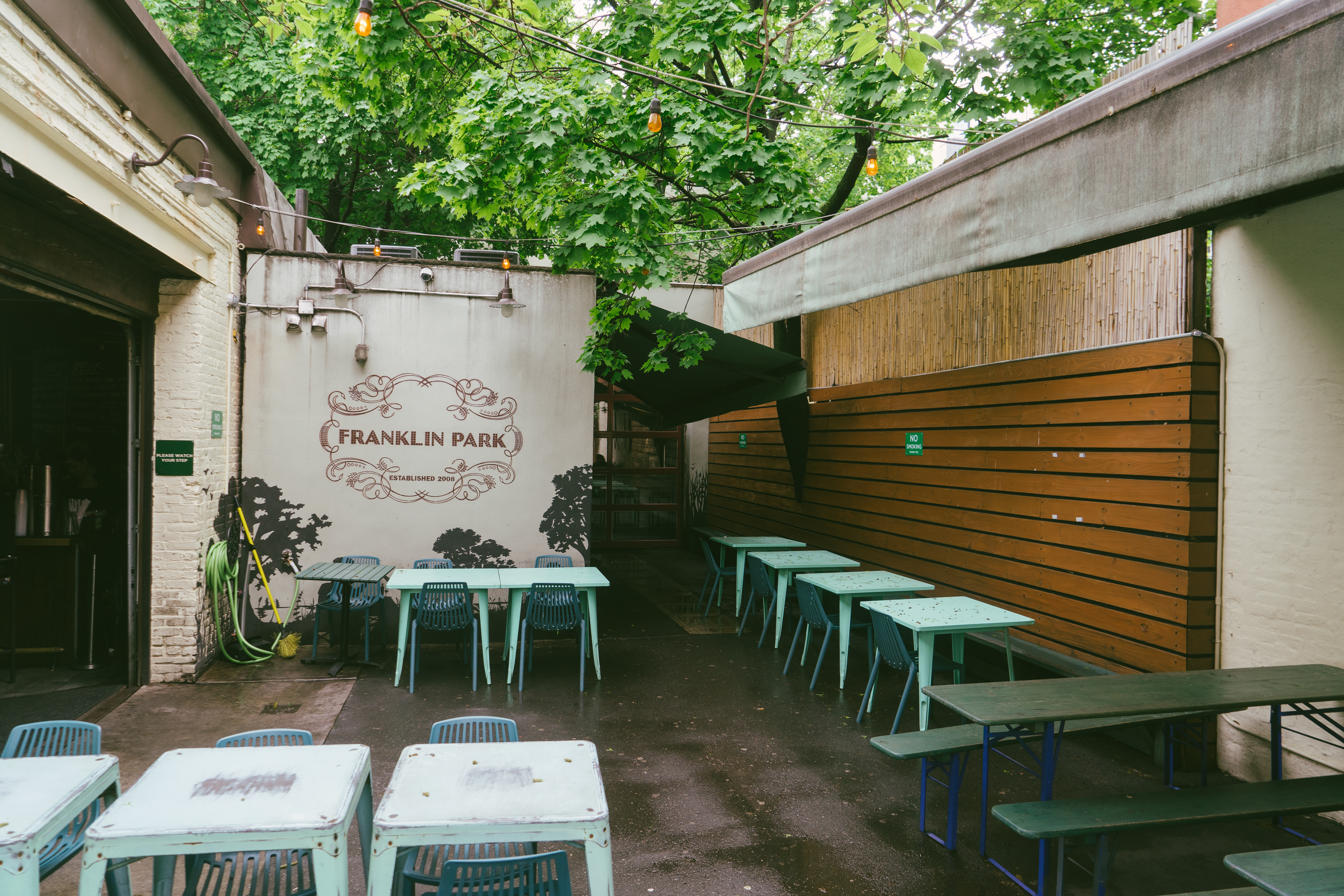 Where To Get Food Near Prospect Park New York The