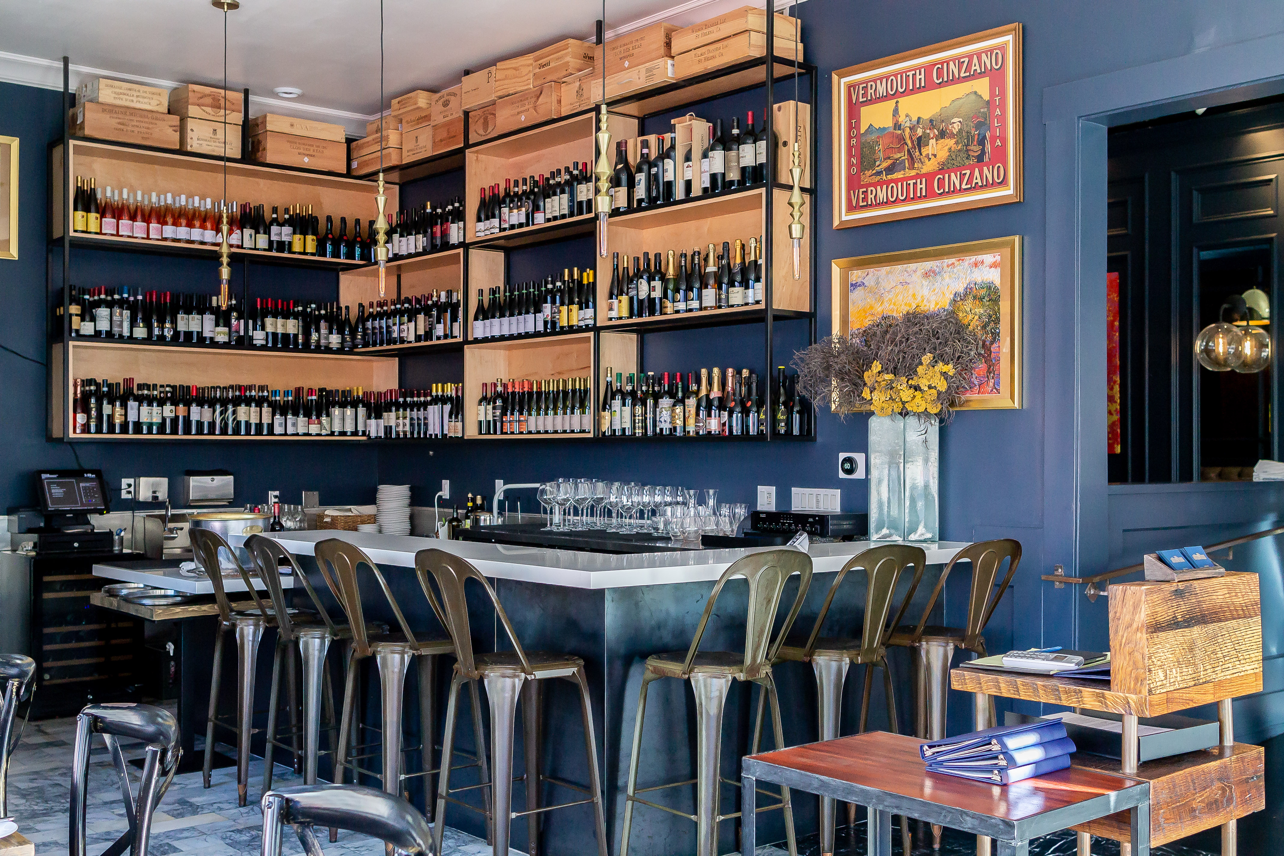 20 Great Places To Drink Wine In San Francisco - San