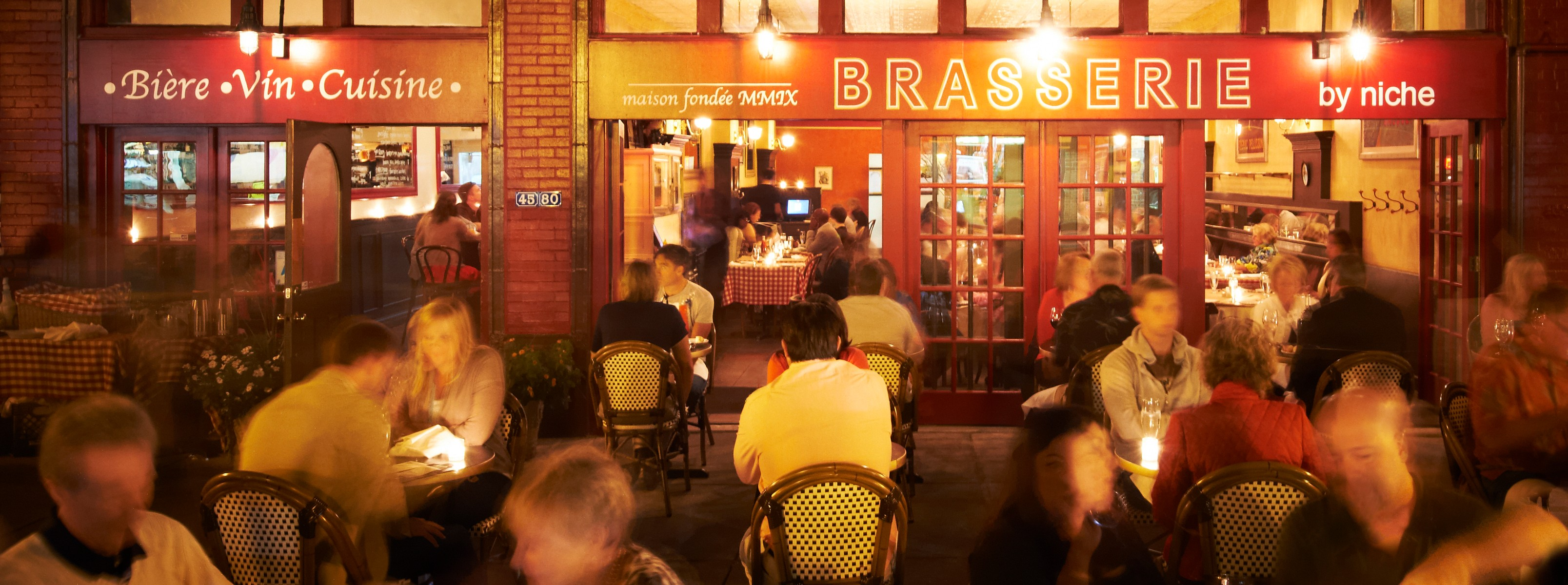 Brasserie Central West End St Louis The Infatuation