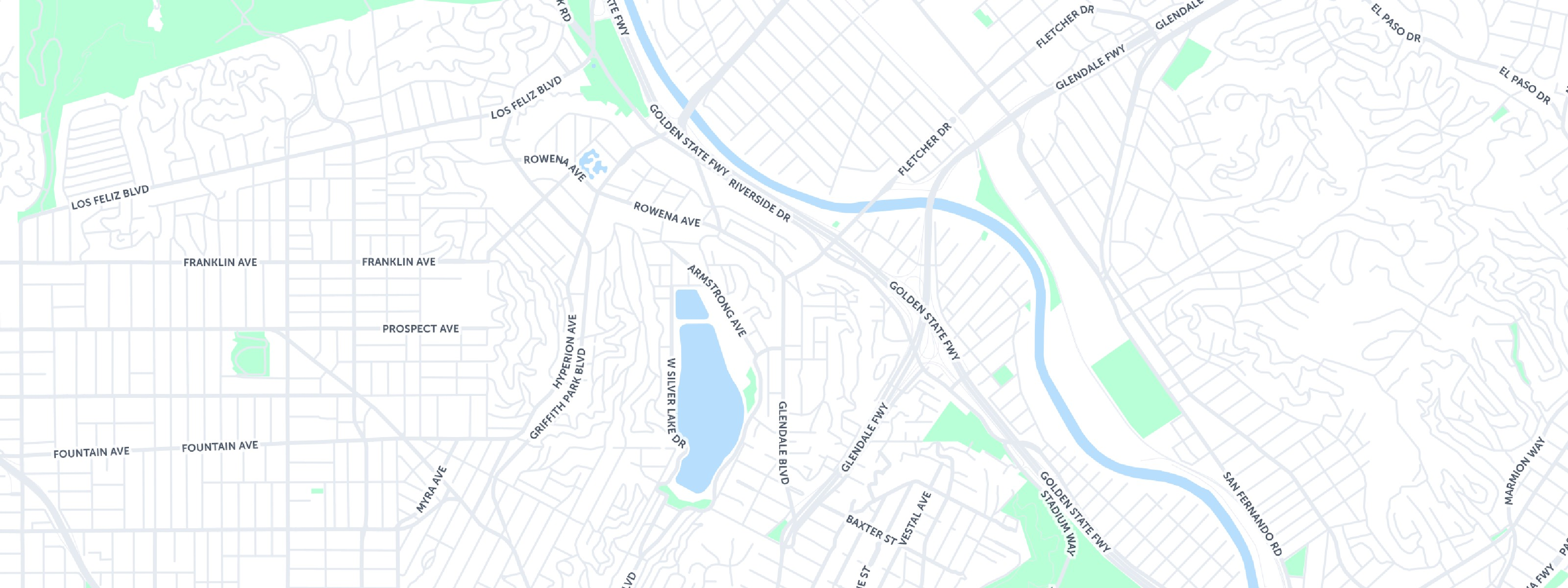 By Chloe Silver Lake Los Angeles The Infatuation - Los angeles map silver lake