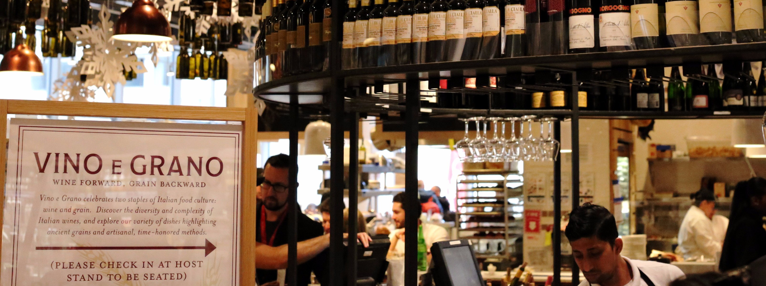 Eataly Downtown - Financial District - New York - The Infatuation