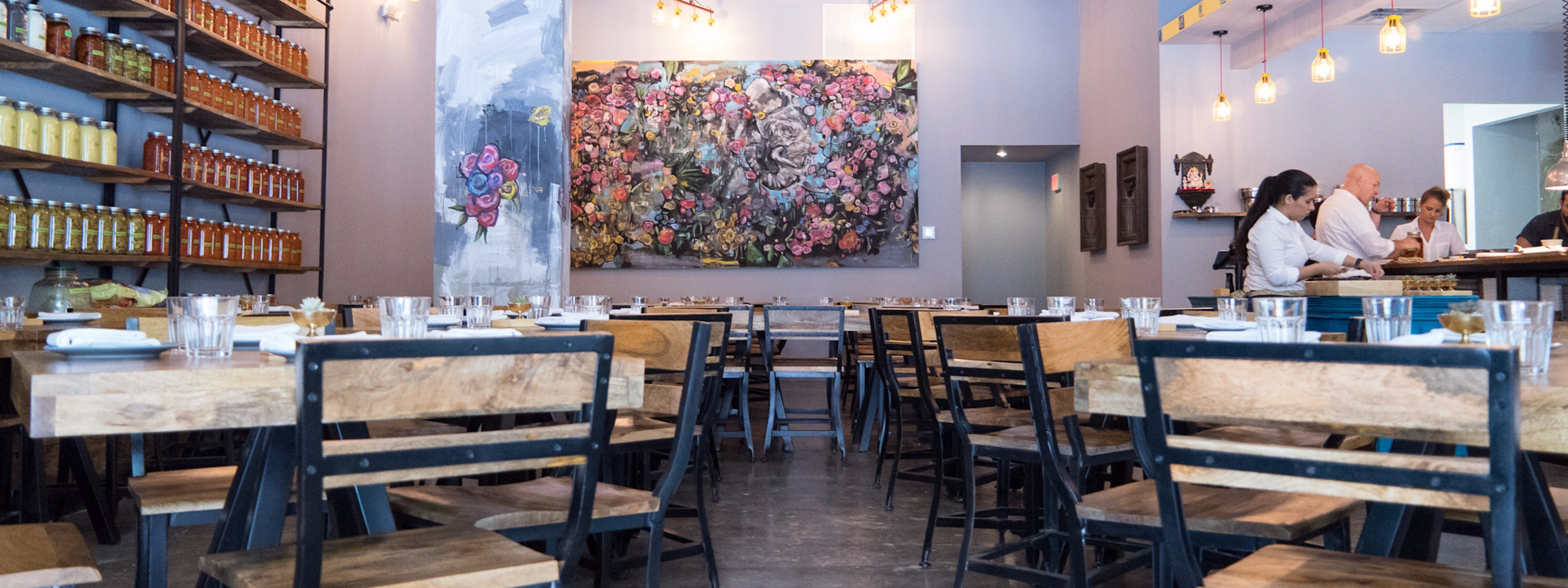 Home Cities & Ghee Indian Kitchen - Design District - Miami - The Infatuation