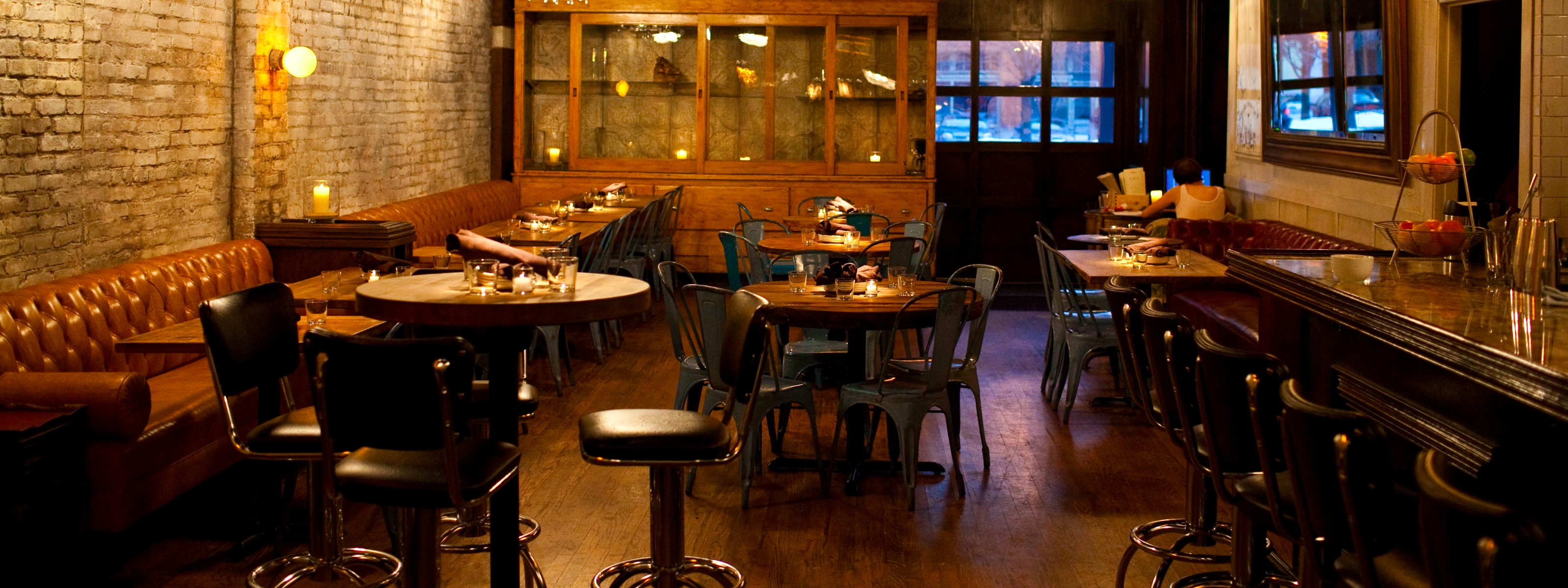Maude\'s Liquor Bar - West Loop - Chicago - The Infatuation