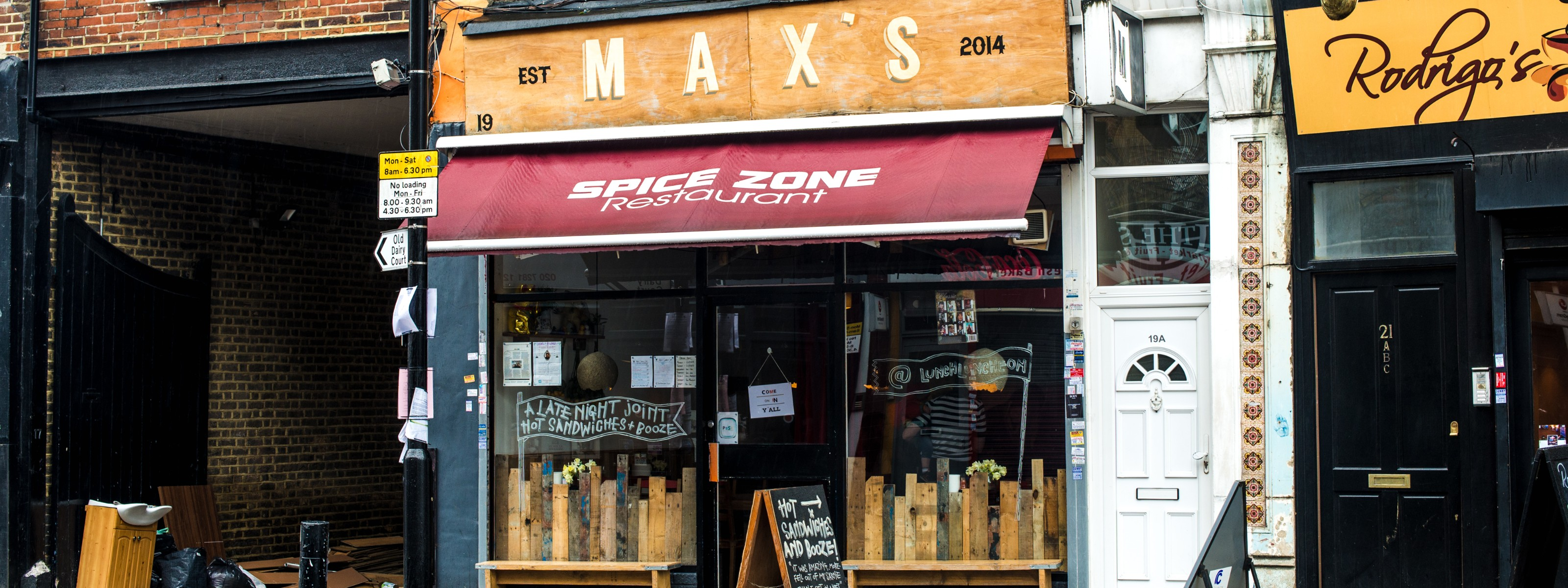 Maxs Sandwich Shop Stroud Green London The Infatuation