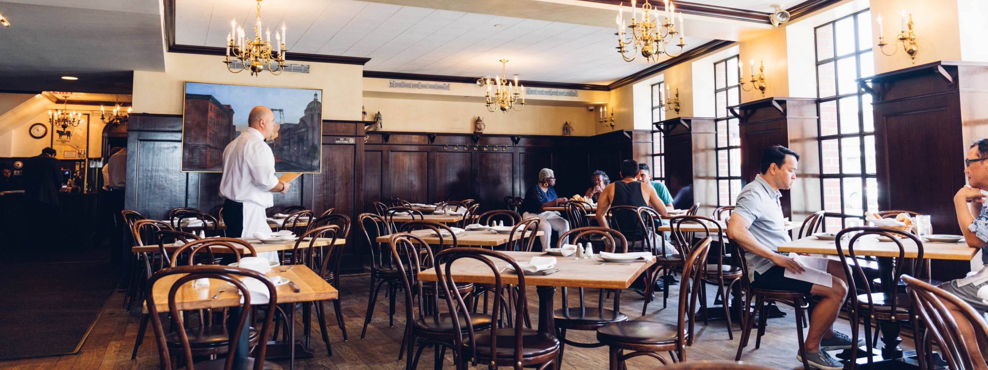 Peter Luger Steak House Williamsburg New York The