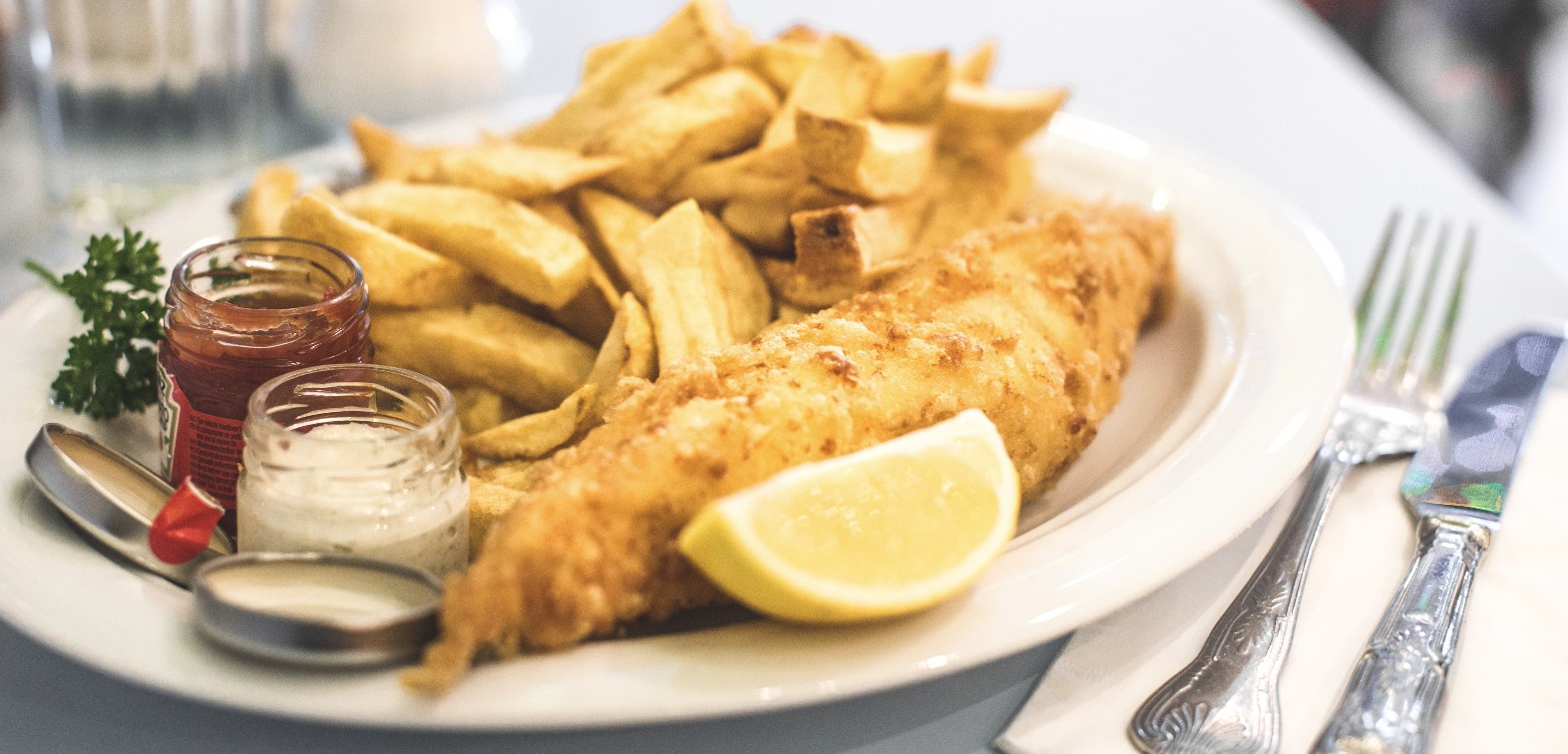 Poppies Fish & Chips - Shoreditch - London - The Infatuation