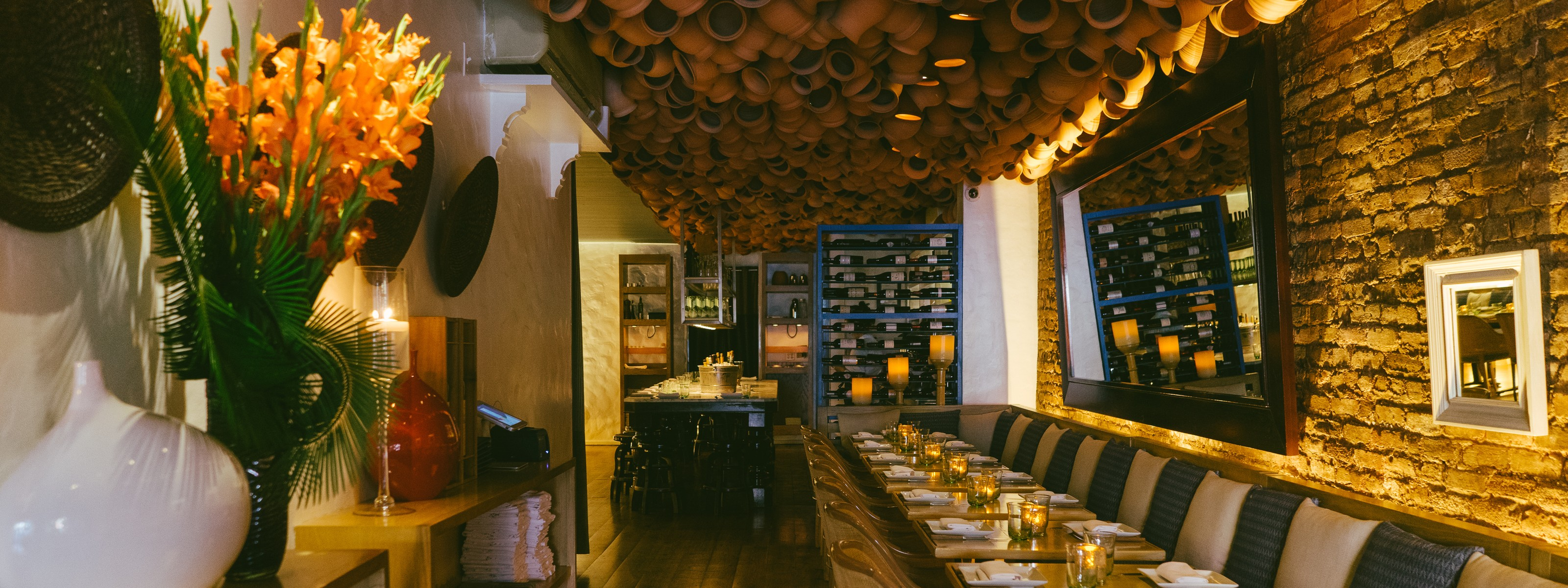 Pylos East Village New York The Infatuation