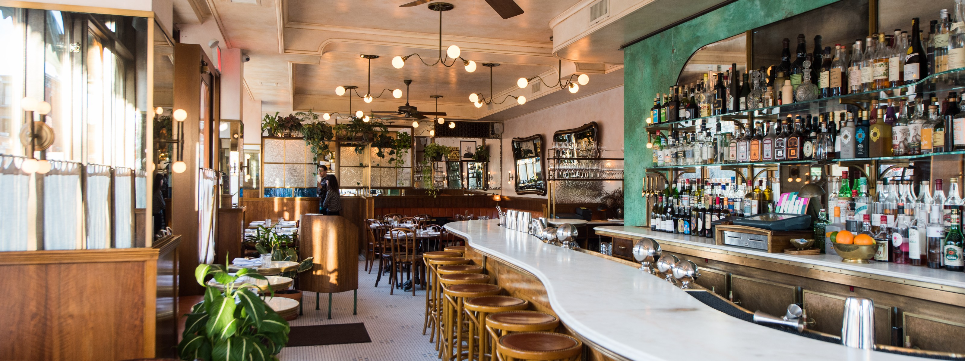 Sauvage Greenpoint New York The Infatuation