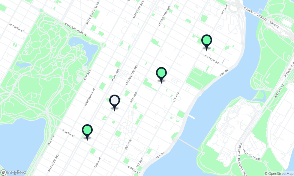 Harlem Nyc Map.Where To Eat Drink In East Harlem New York The Infatuation