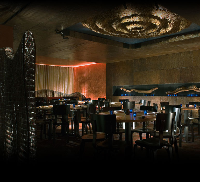Nobu 57 midtown new york the infatuation for Best private dining rooms midtown