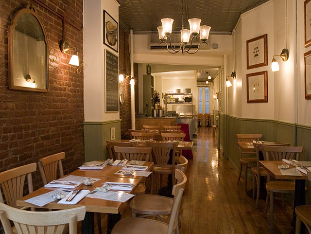 Pearl Oyster Bar Greenwich Village New York The