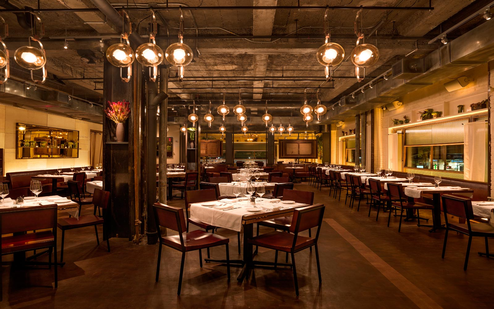 Hotel Bowery  New York Restaurants