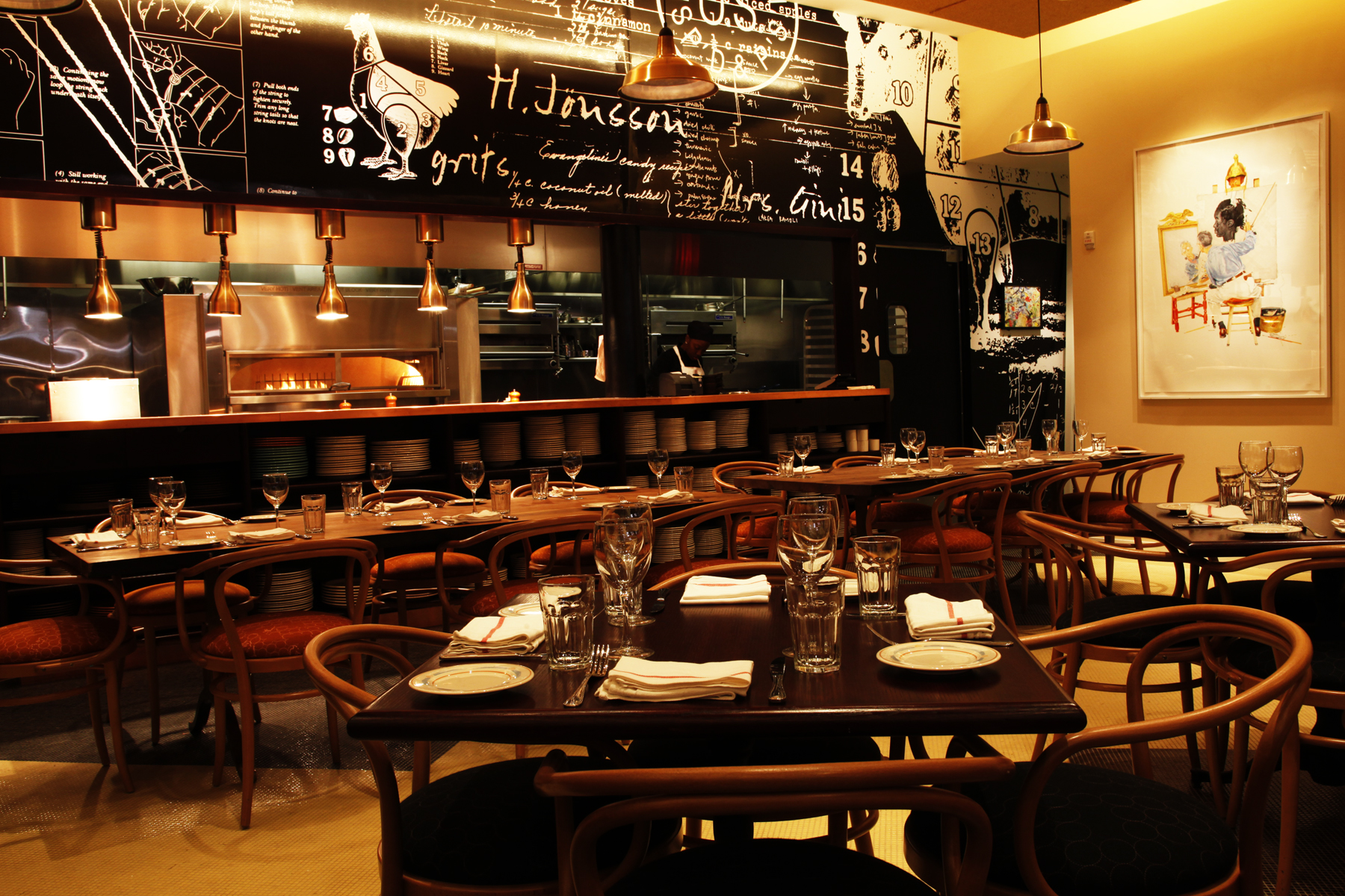 Red Rooster Harlem New York The Infatuation