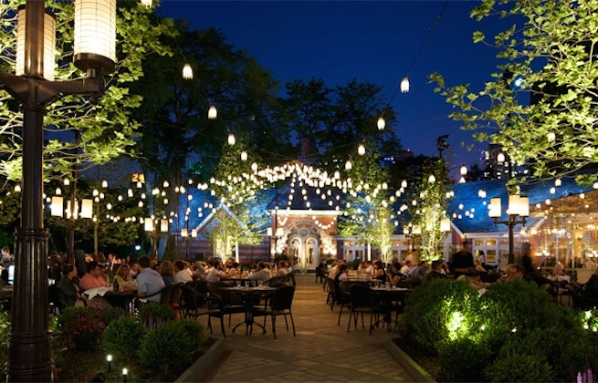 Tavern On The Green - Upper West Side - New York - The