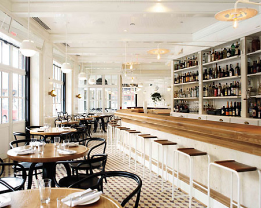 The Standard Grill Meatpacking District New York The Infatuation