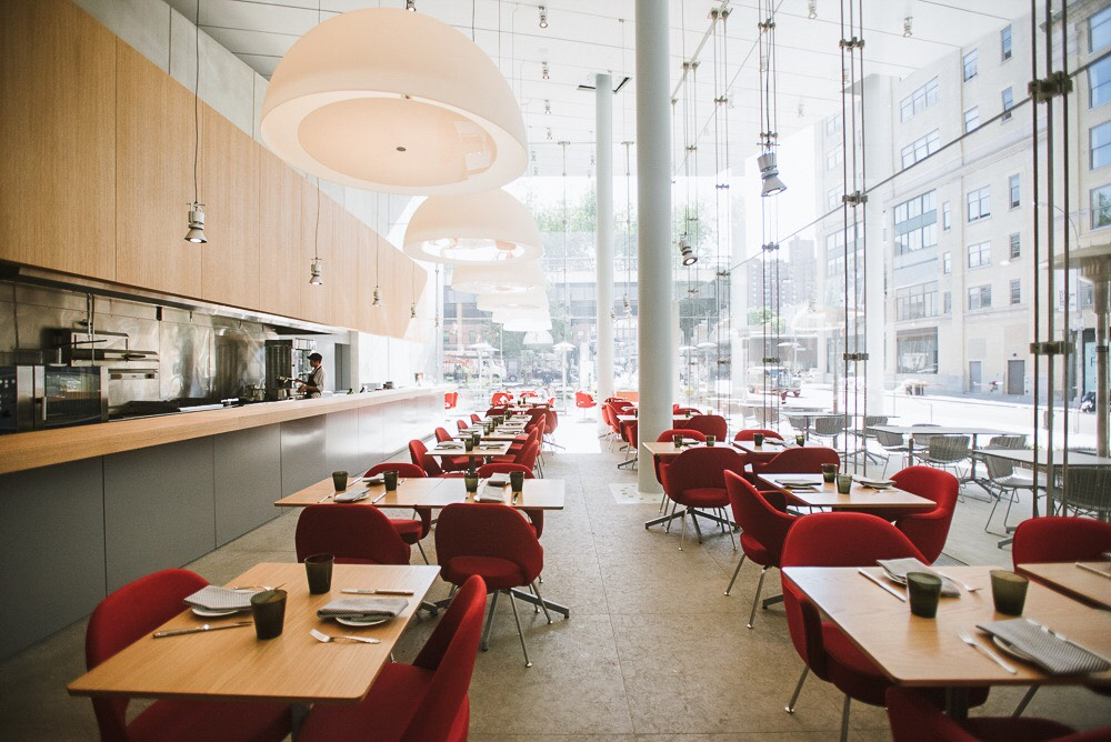 Whitney Museum Cafe Reviews